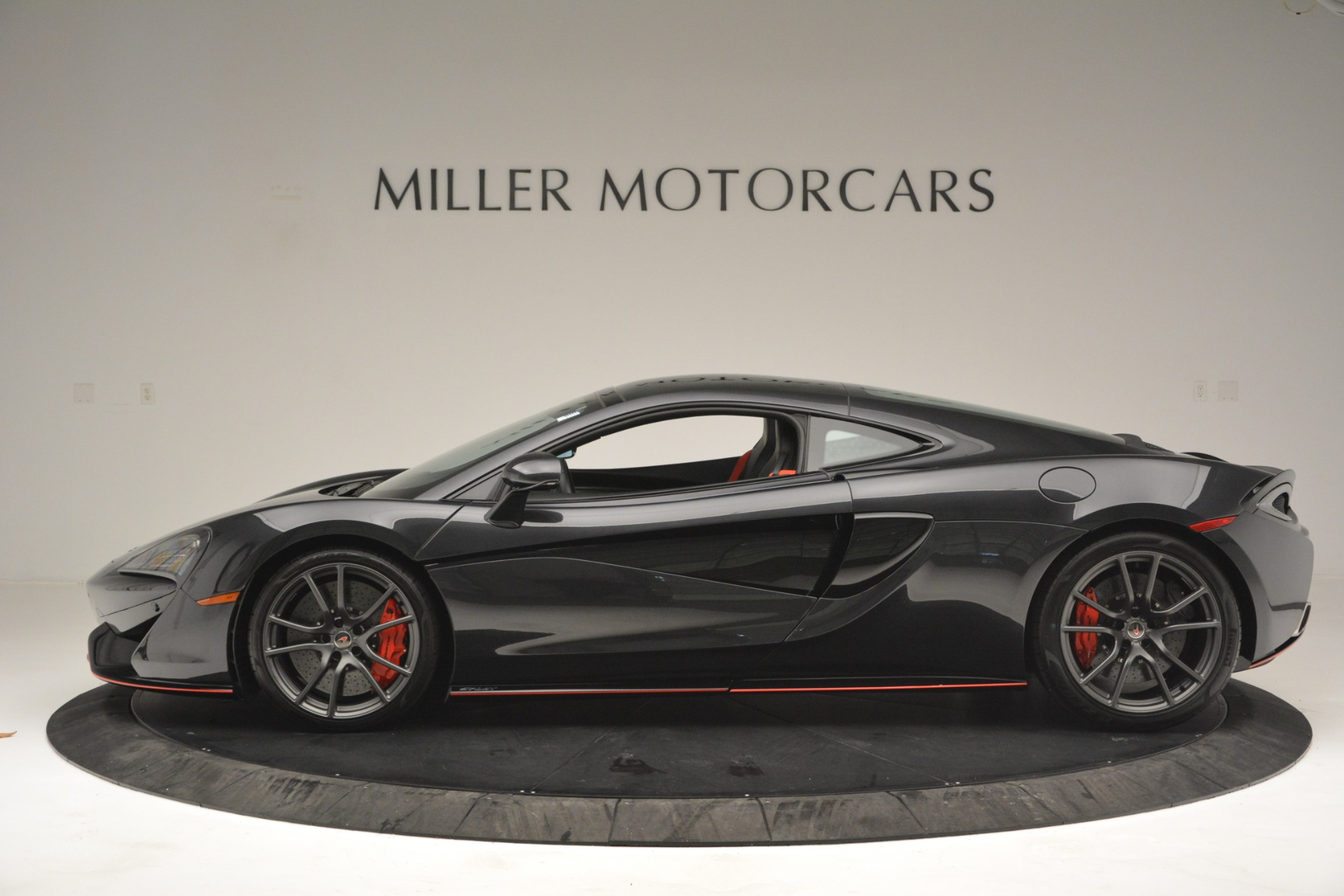 Used 2018 McLaren 570GT  For Sale In Greenwich, CT. Alfa Romeo of Greenwich, MC348 2166_p3