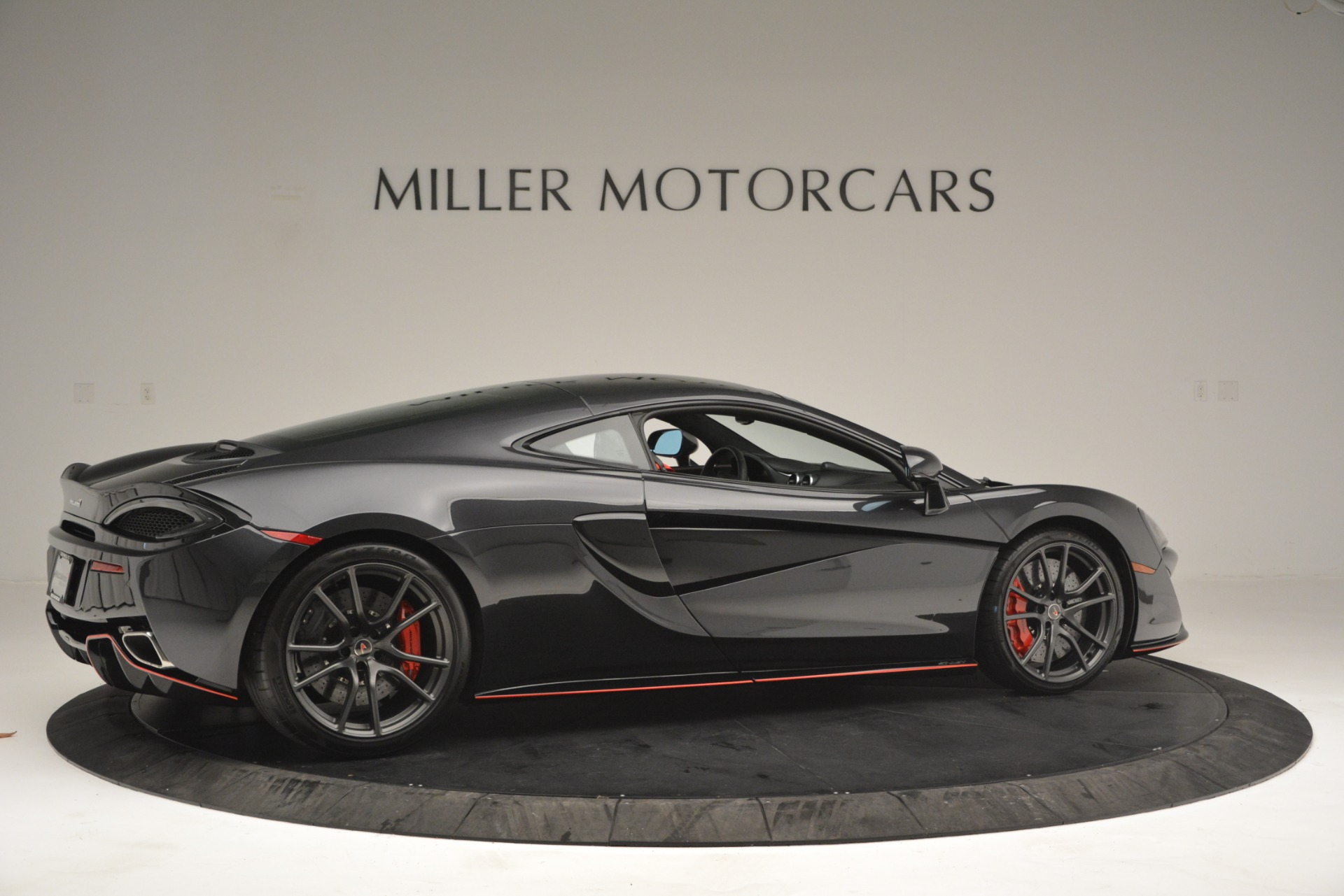 Used 2018 McLaren 570GT  For Sale In Greenwich, CT. Alfa Romeo of Greenwich, MC348 2166_p8