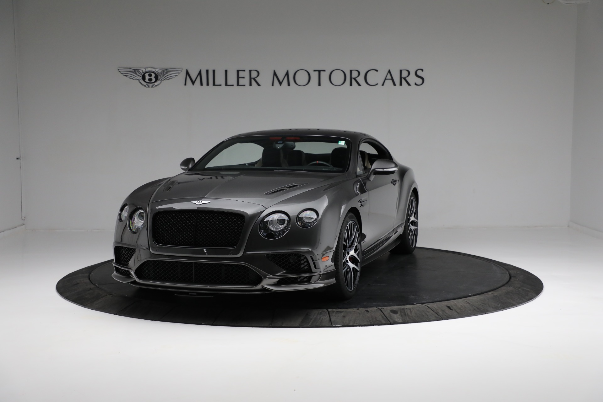Used 2017 Bentley Continental GT Supersports For Sale In Greenwich, CT. Alfa Romeo of Greenwich, B1346 2169_main