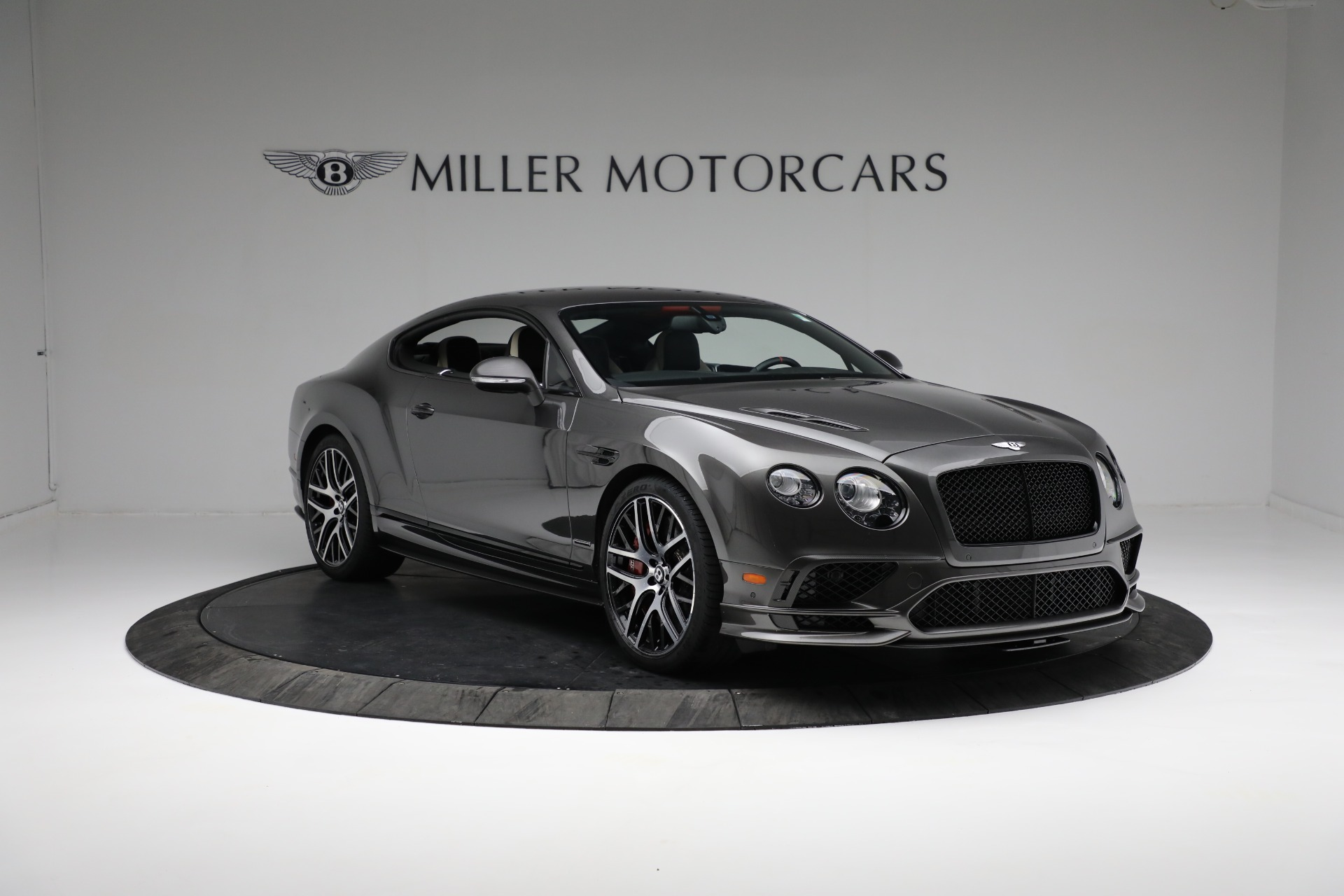Used 2017 Bentley Continental GT Supersports For Sale In Greenwich, CT. Alfa Romeo of Greenwich, B1346 2169_p11
