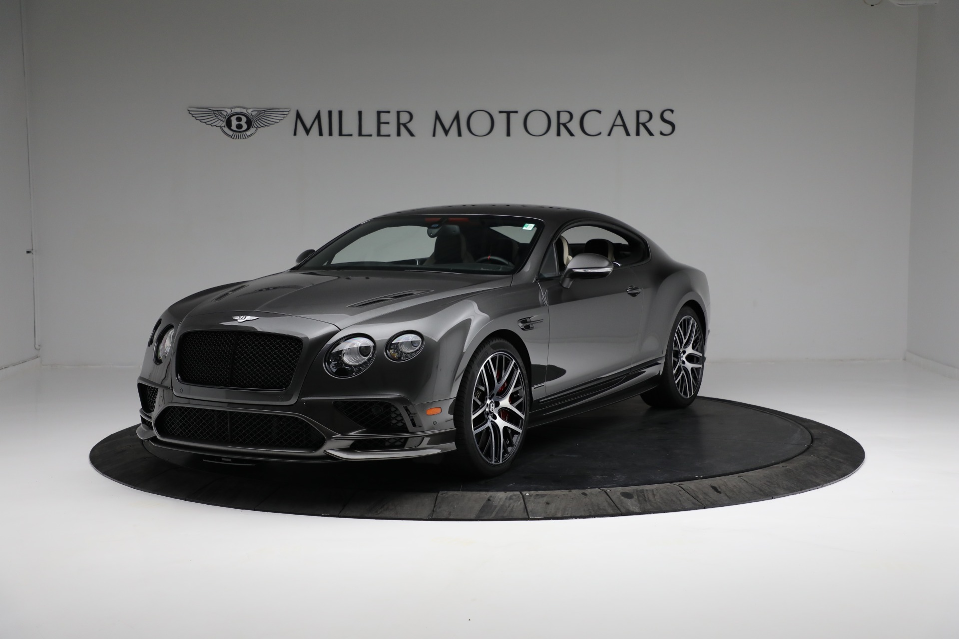Used 2017 Bentley Continental GT Supersports For Sale In Greenwich, CT. Alfa Romeo of Greenwich, B1346 2169_p2