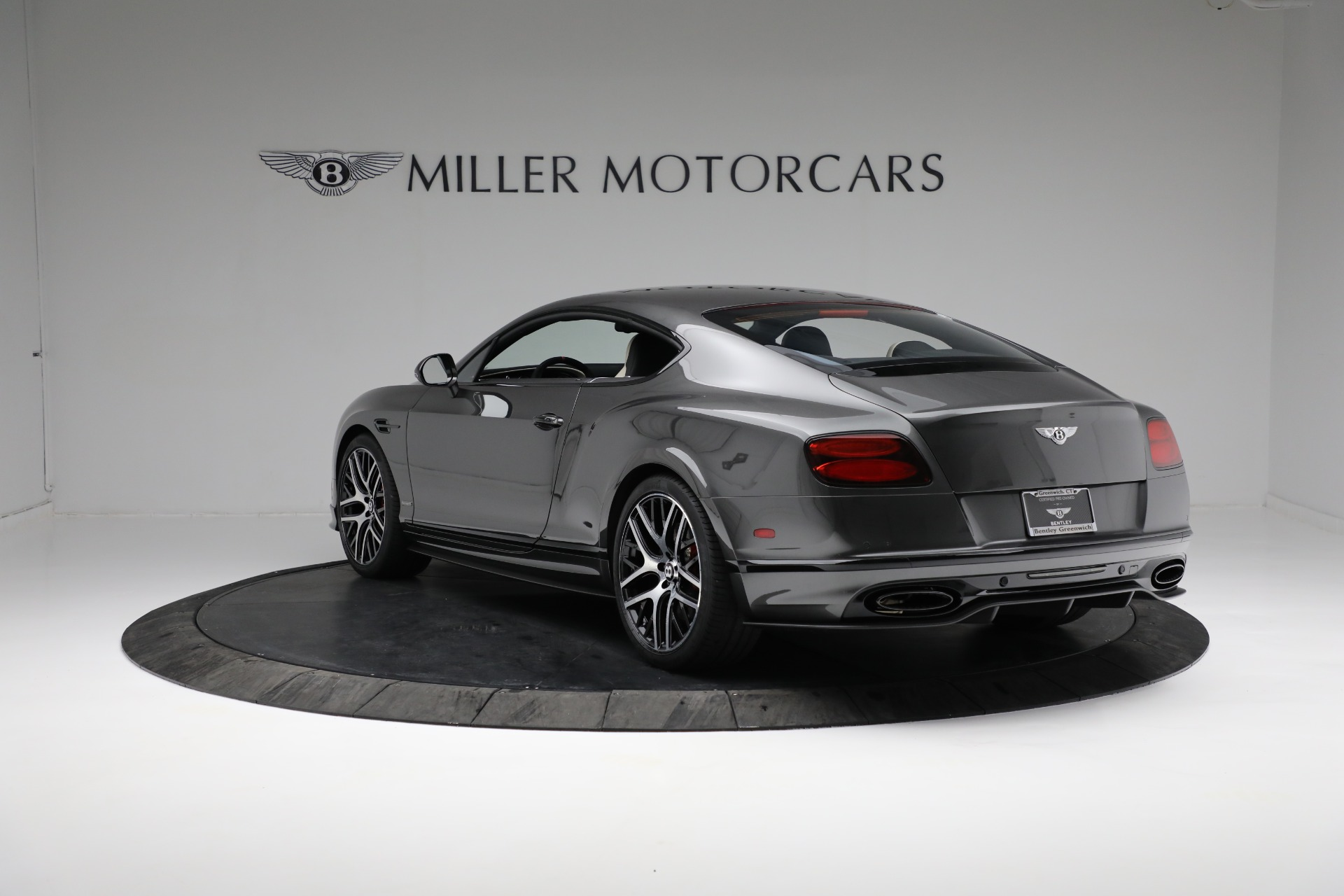 Used 2017 Bentley Continental GT Supersports For Sale In Greenwich, CT. Alfa Romeo of Greenwich, B1346 2169_p5