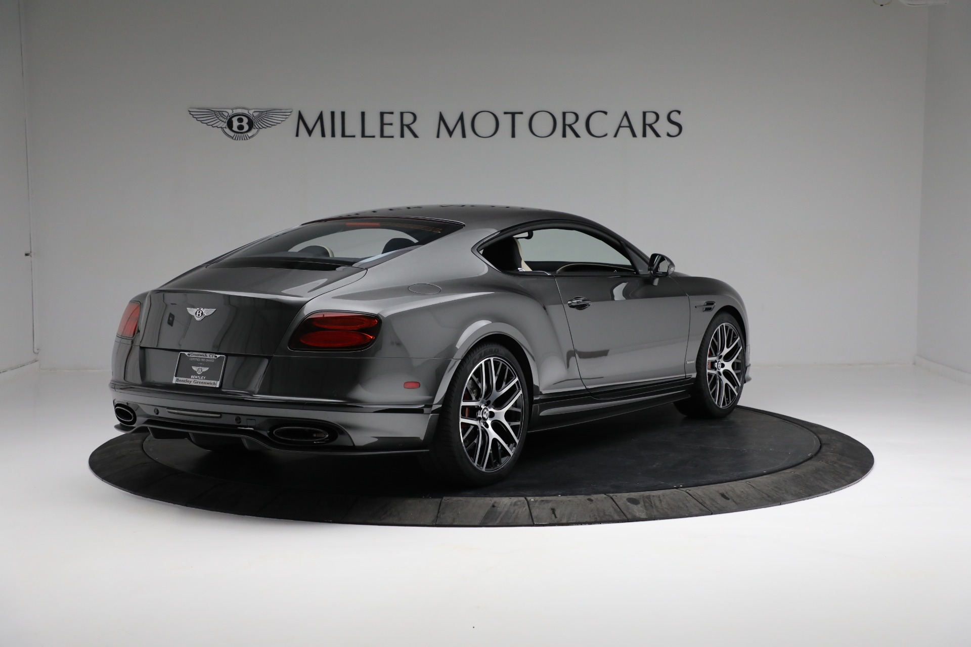 Used 2017 Bentley Continental GT Supersports For Sale In Greenwich, CT. Alfa Romeo of Greenwich, B1346 2169_p8