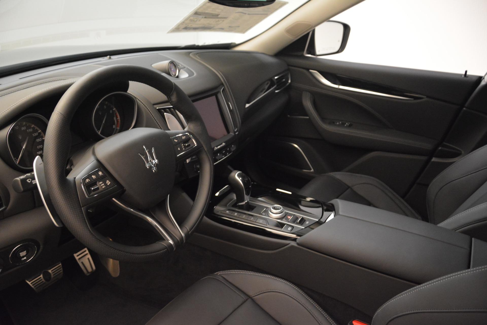 New 2018 Maserati Levante S Q4 GranSport For Sale In Greenwich, CT. Alfa Romeo of Greenwich, M2092 2170_p12