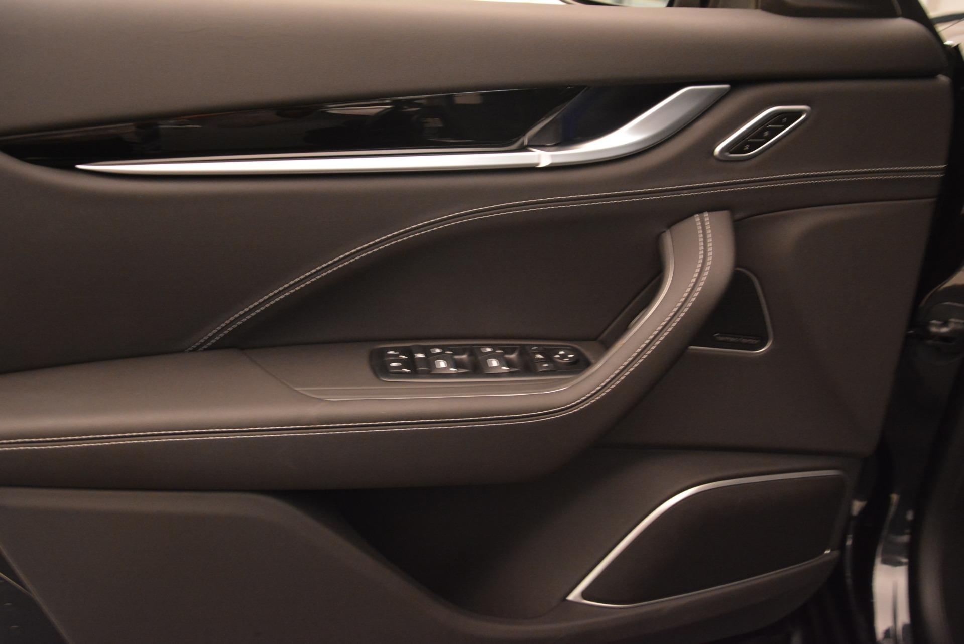 New 2018 Maserati Levante S Q4 GranSport For Sale In Greenwich, CT. Alfa Romeo of Greenwich, M2092 2170_p15