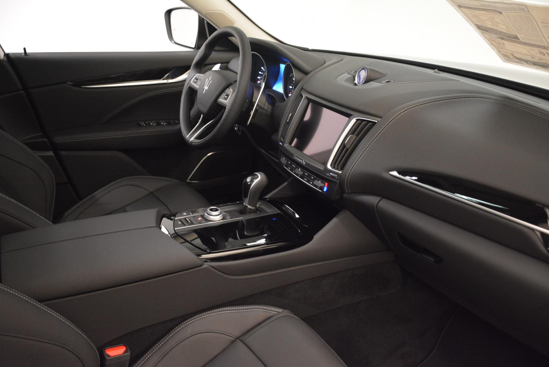 New 2018 Maserati Levante S Q4 GranSport For Sale In Greenwich, CT. Alfa Romeo of Greenwich, M2092 2170_p20