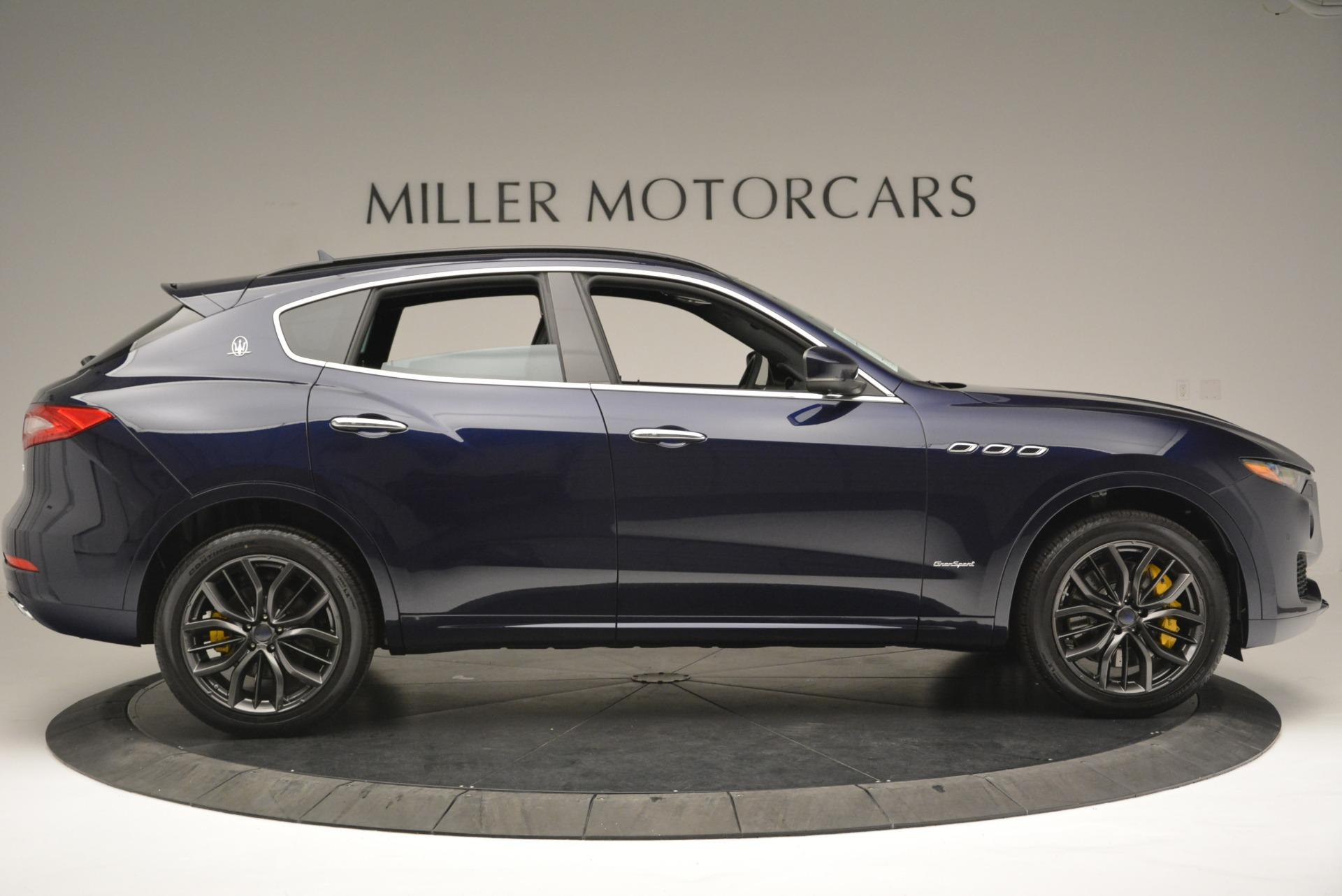 New 2018 Maserati Levante S Q4 GranSport For Sale In Greenwich, CT. Alfa Romeo of Greenwich, M2093 2171_p10