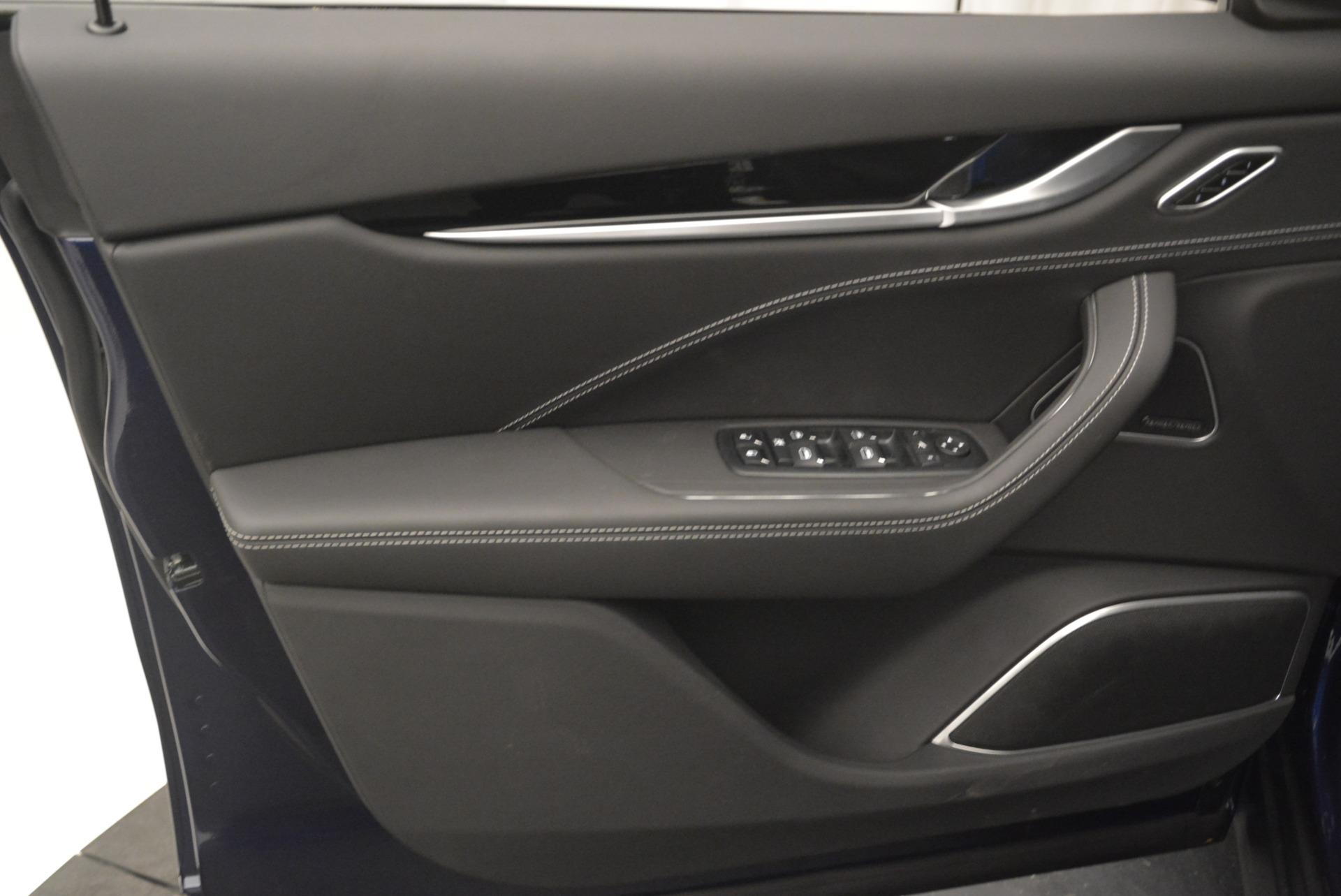 New 2018 Maserati Levante S Q4 GranSport For Sale In Greenwich, CT. Alfa Romeo of Greenwich, M2093 2171_p18