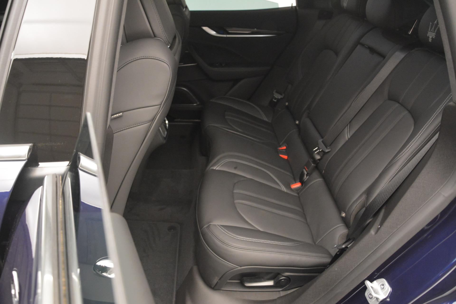 New 2018 Maserati Levante S Q4 GranSport For Sale In Greenwich, CT. Alfa Romeo of Greenwich, M2093 2171_p22