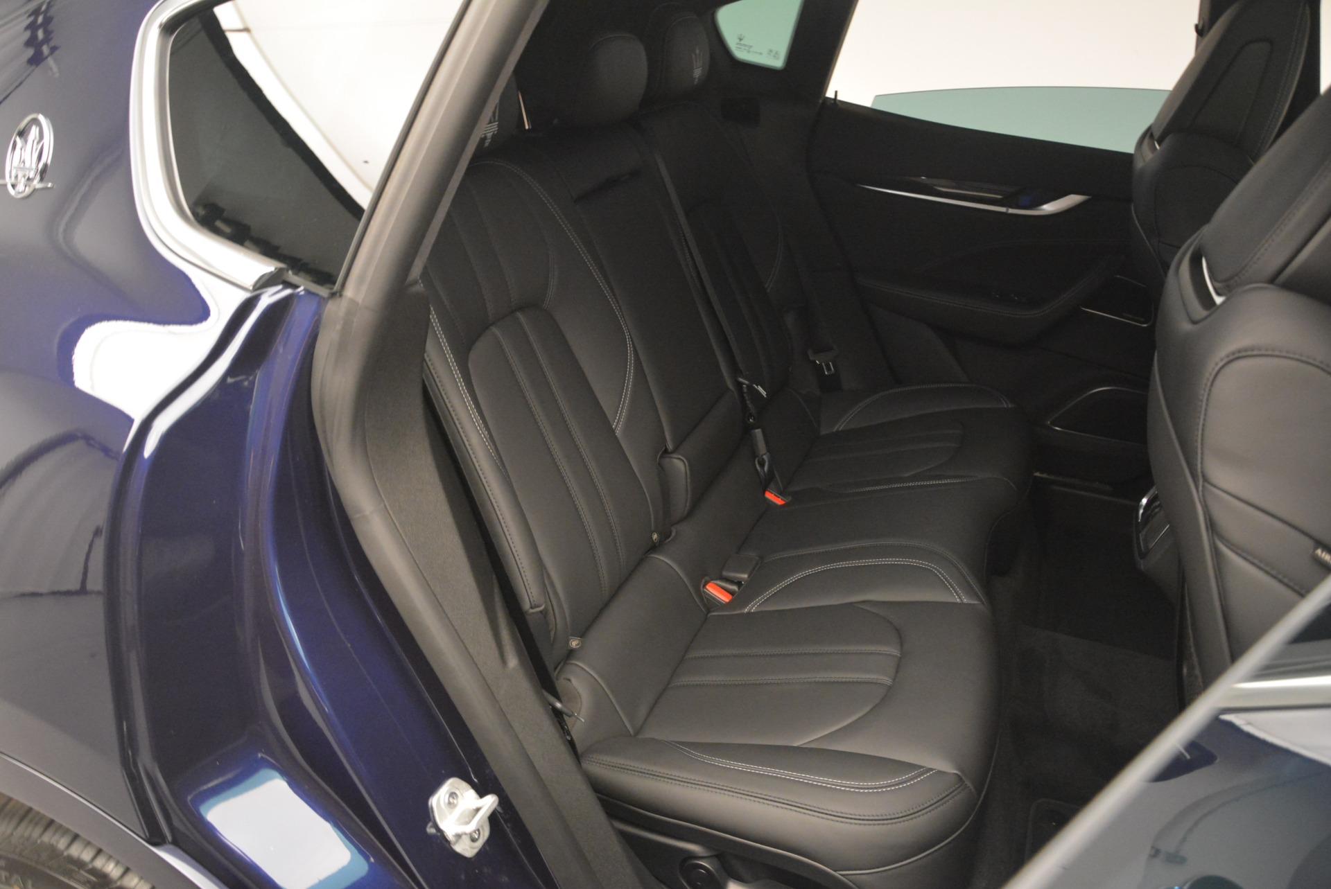 New 2018 Maserati Levante S Q4 GranSport For Sale In Greenwich, CT. Alfa Romeo of Greenwich, M2093 2171_p29