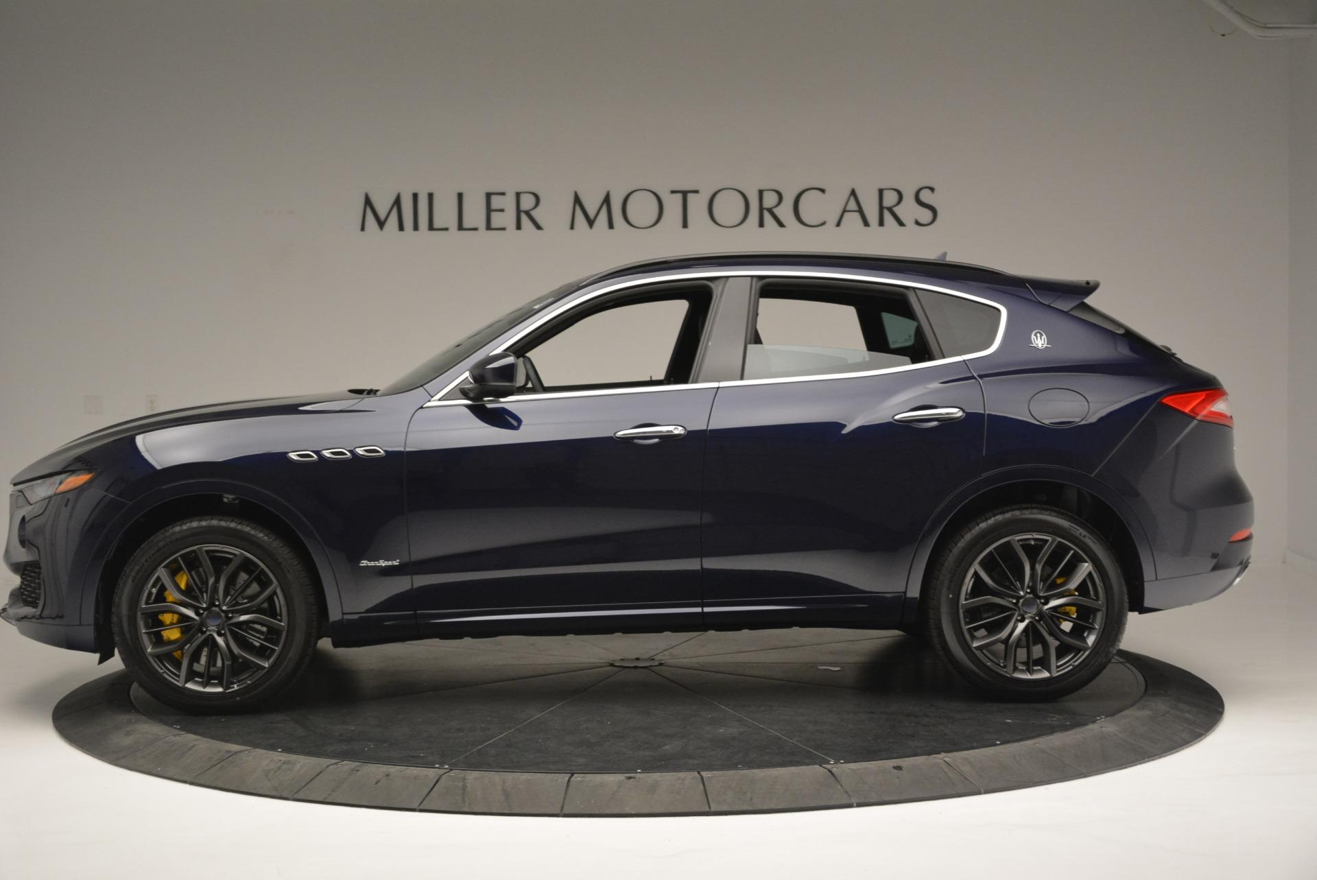 New 2018 Maserati Levante S Q4 GranSport For Sale In Greenwich, CT. Alfa Romeo of Greenwich, M2093 2171_p4