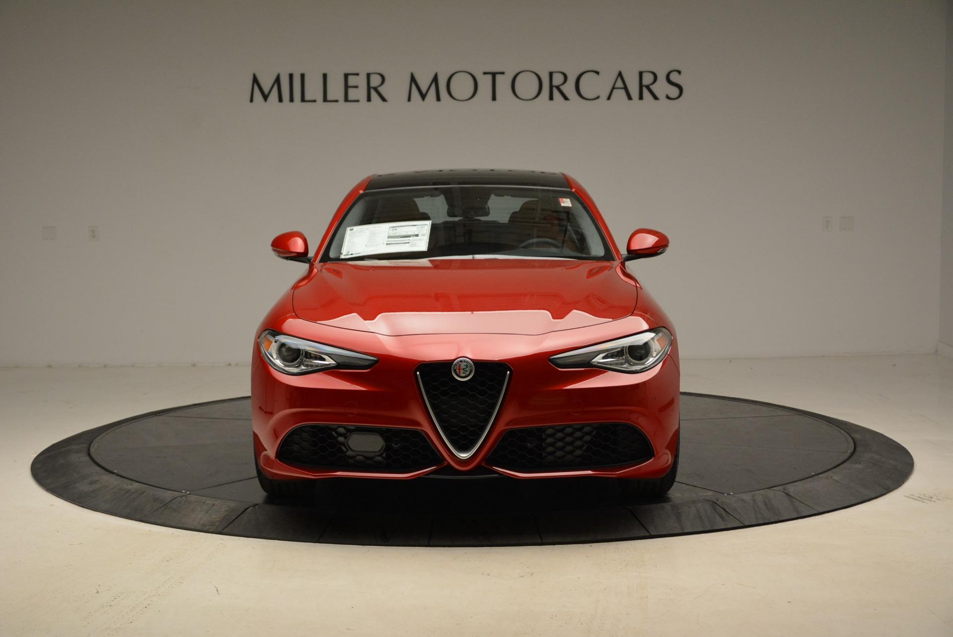 New 2018 Alfa Romeo Giulia Ti Sport Q4 For Sale In Greenwich, CT. Alfa Romeo of Greenwich, L383 2173_p12
