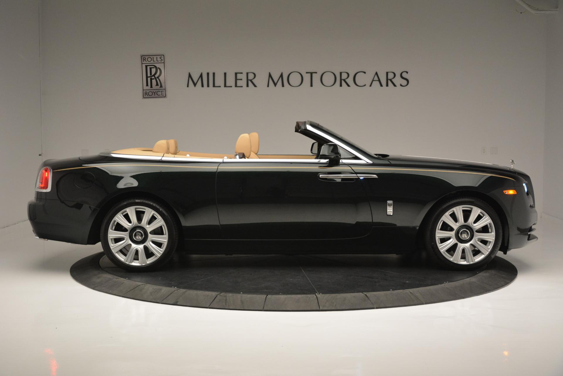 Used 2018 Rolls-Royce Dawn  For Sale In Greenwich, CT. Alfa Romeo of Greenwich, 7445 2179_p6