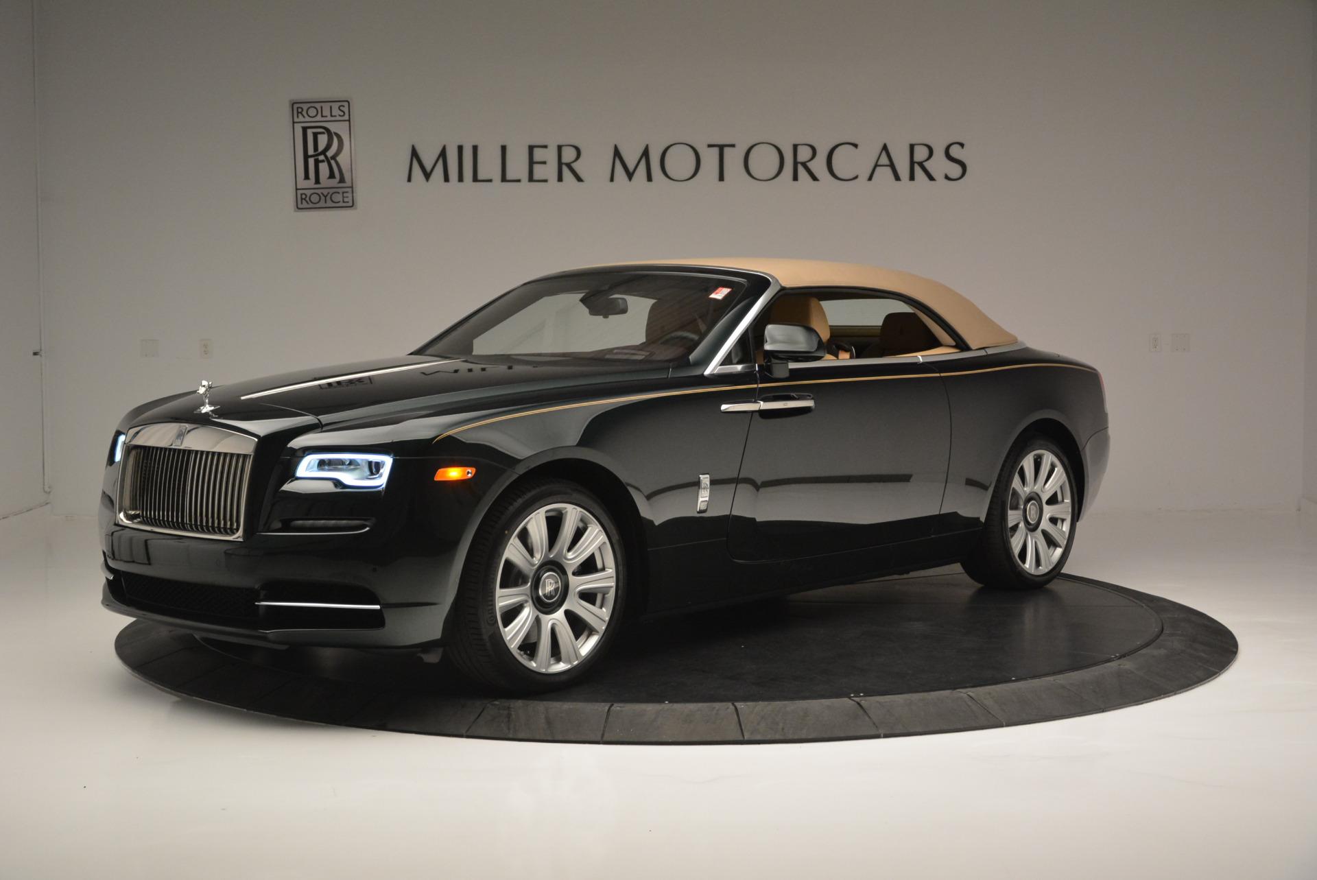 Used 2018 Rolls-Royce Dawn  For Sale In Greenwich, CT. Alfa Romeo of Greenwich, 7445 2179_p9