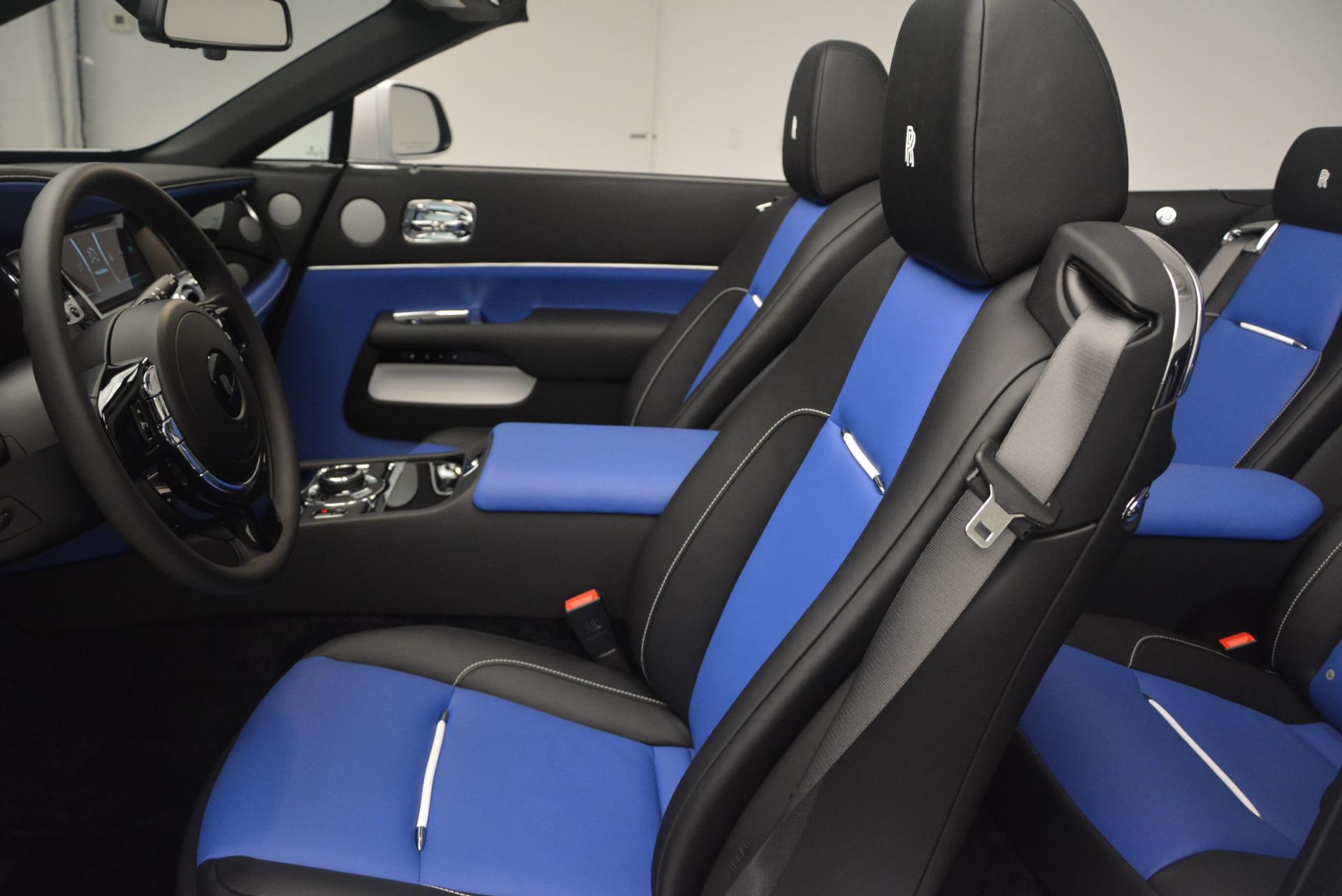 Used 2018 Rolls-Royce Dawn  For Sale In Greenwich, CT. Alfa Romeo of Greenwich, R466 2181_p20