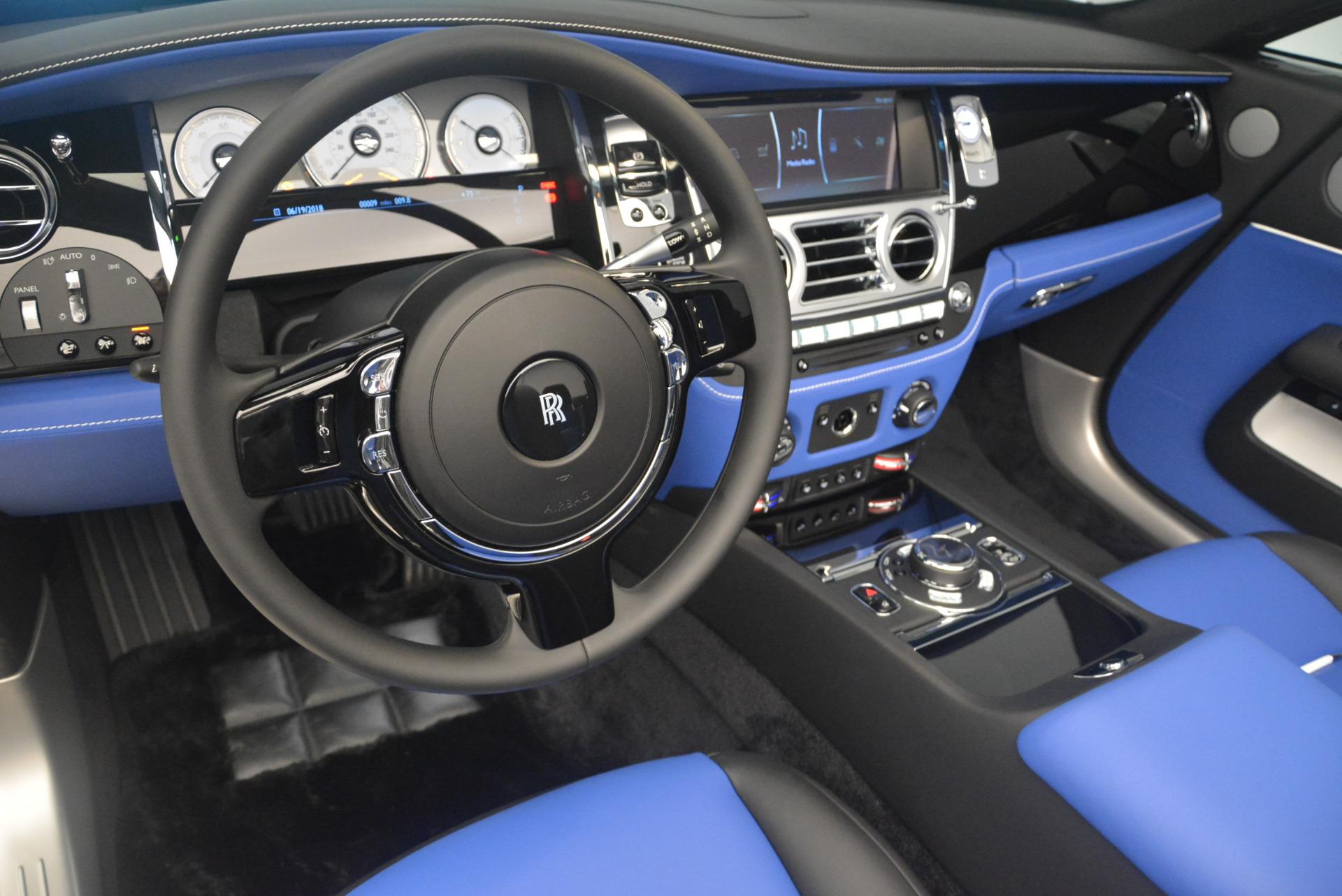 Used 2018 Rolls-Royce Dawn  For Sale In Greenwich, CT. Alfa Romeo of Greenwich, R466 2181_p21