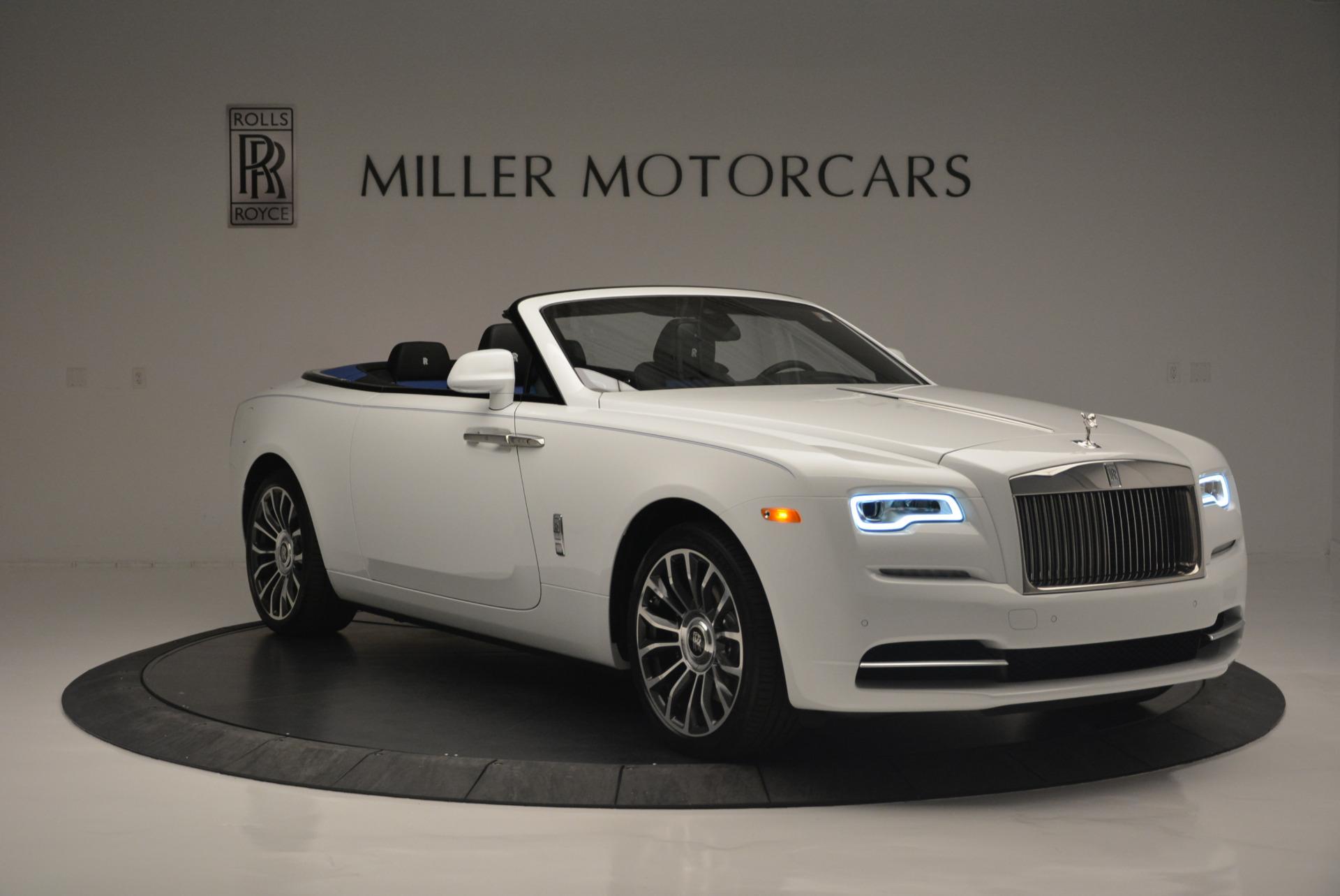 Used 2018 Rolls-Royce Dawn  For Sale In Greenwich, CT. Alfa Romeo of Greenwich, R466 2181_p7