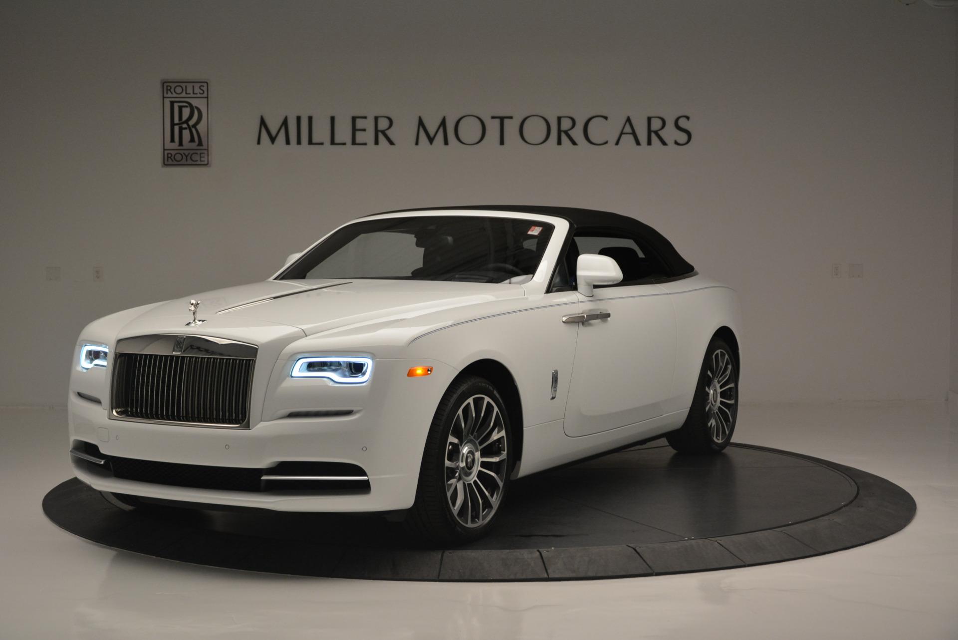 Used 2018 Rolls-Royce Dawn  For Sale In Greenwich, CT. Alfa Romeo of Greenwich, R466 2181_p9