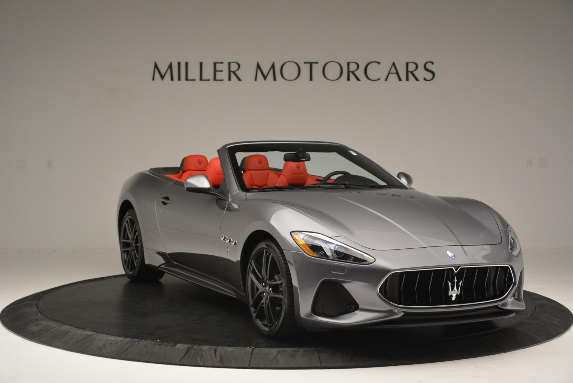 New 2018 Maserati GranTurismo Sport Convertible For Sale In Greenwich, CT. Alfa Romeo of Greenwich, W582 2182_p11