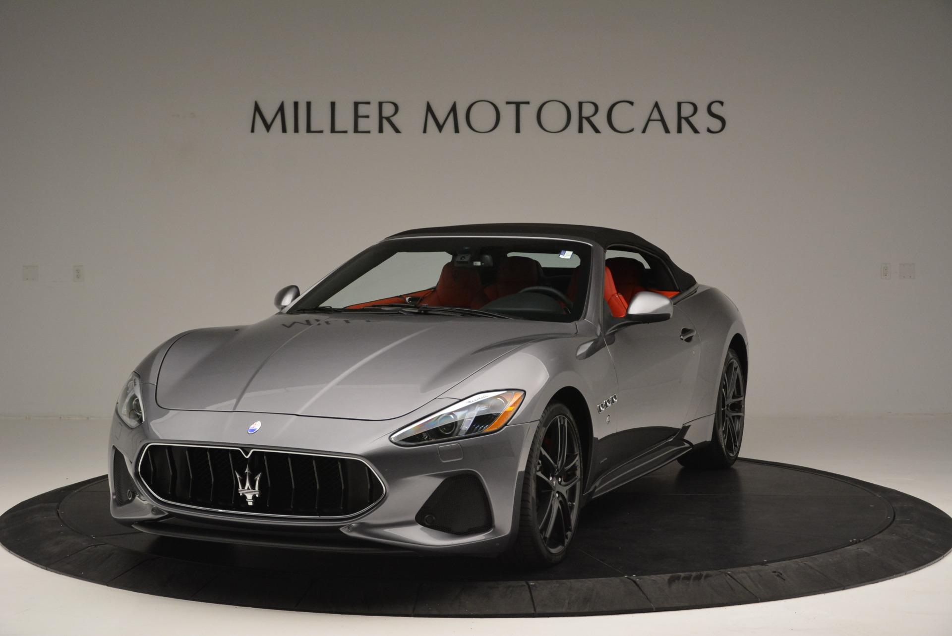 New 2018 Maserati GranTurismo Sport Convertible For Sale In Greenwich, CT. Alfa Romeo of Greenwich, W582 2182_p13