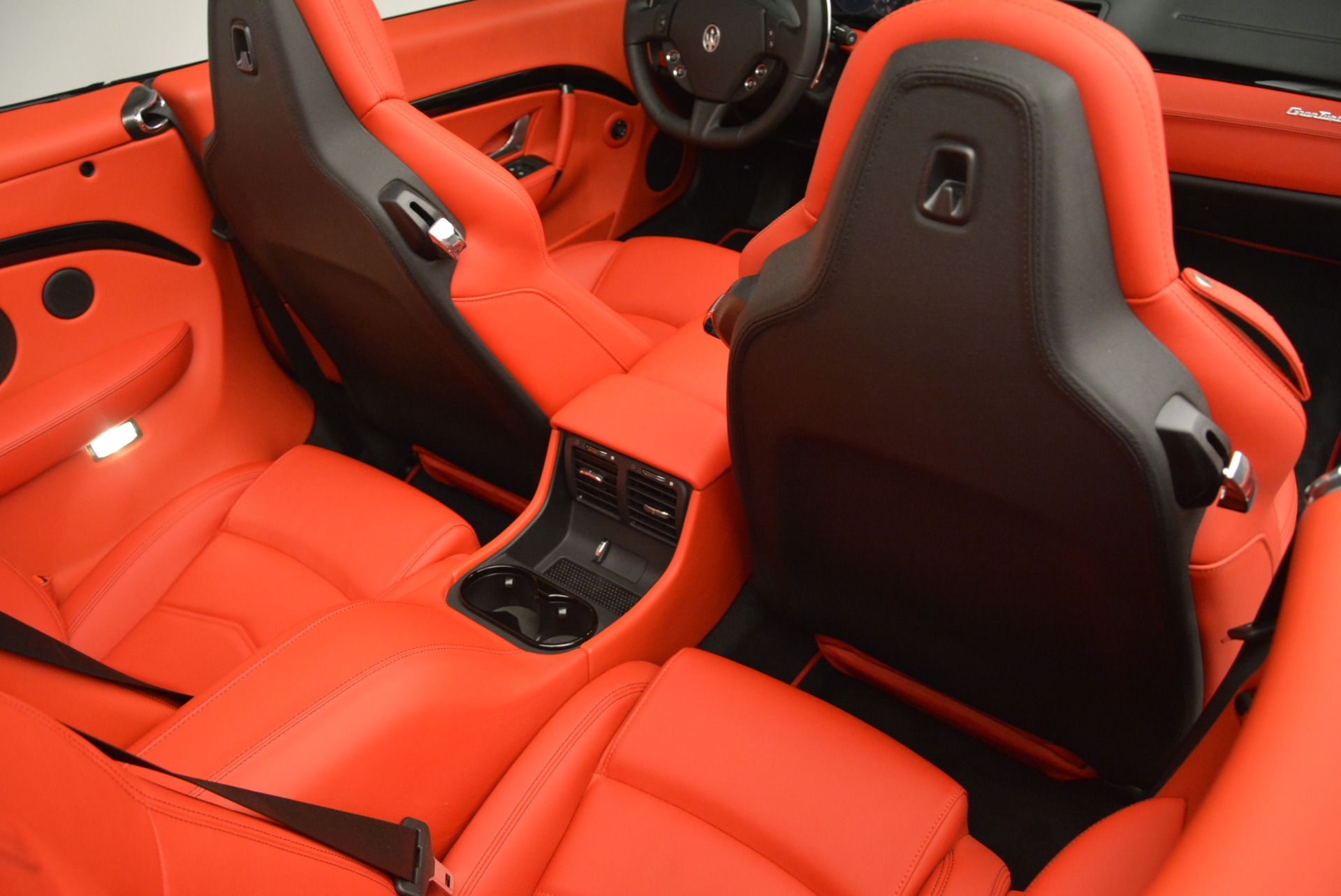 New 2018 Maserati GranTurismo Sport Convertible For Sale In Greenwich, CT. Alfa Romeo of Greenwich, W582 2182_p35