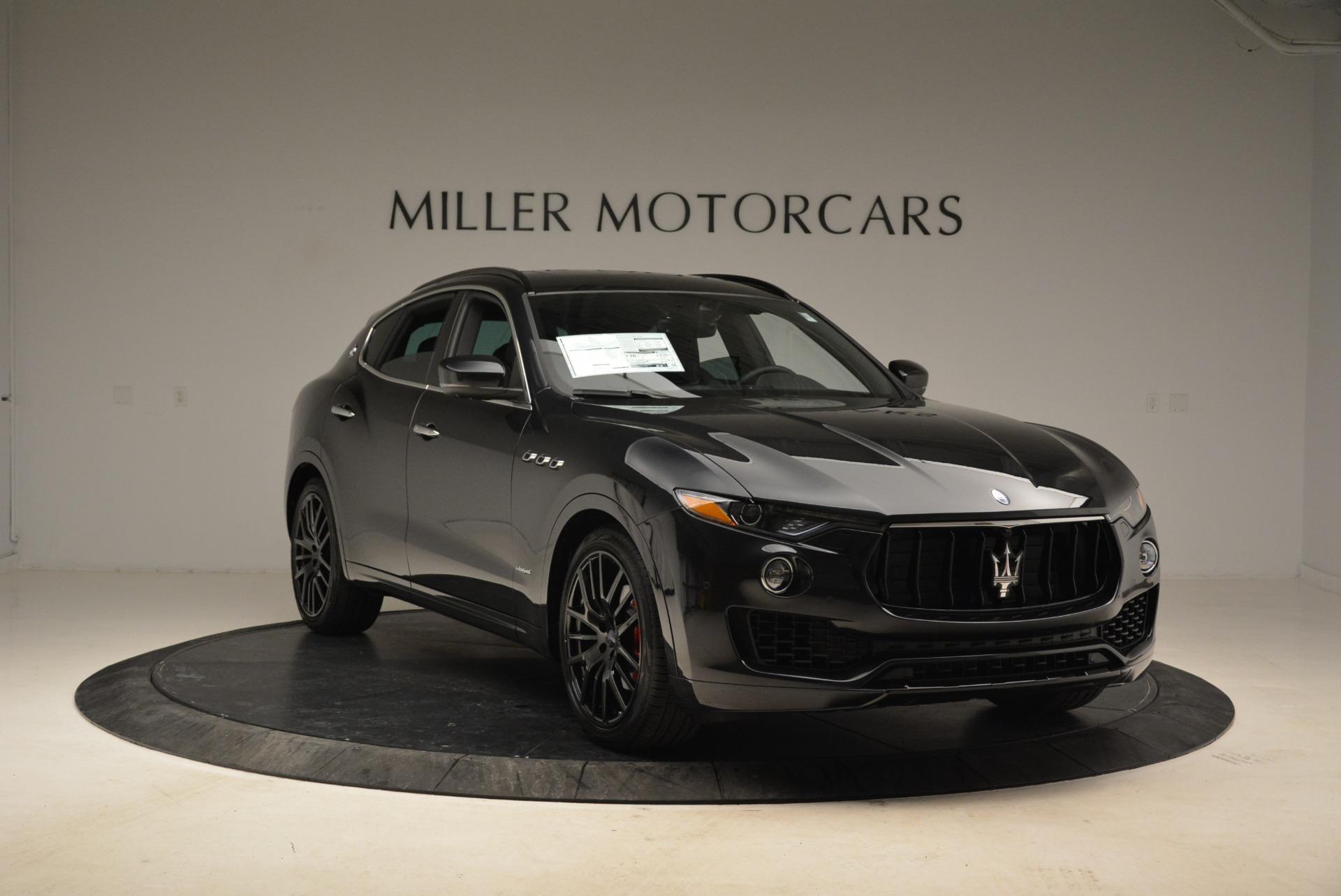 New 2018 Maserati Levante S Q4 GranSport For Sale In Greenwich, CT. Alfa Romeo of Greenwich, W583 2183_p11