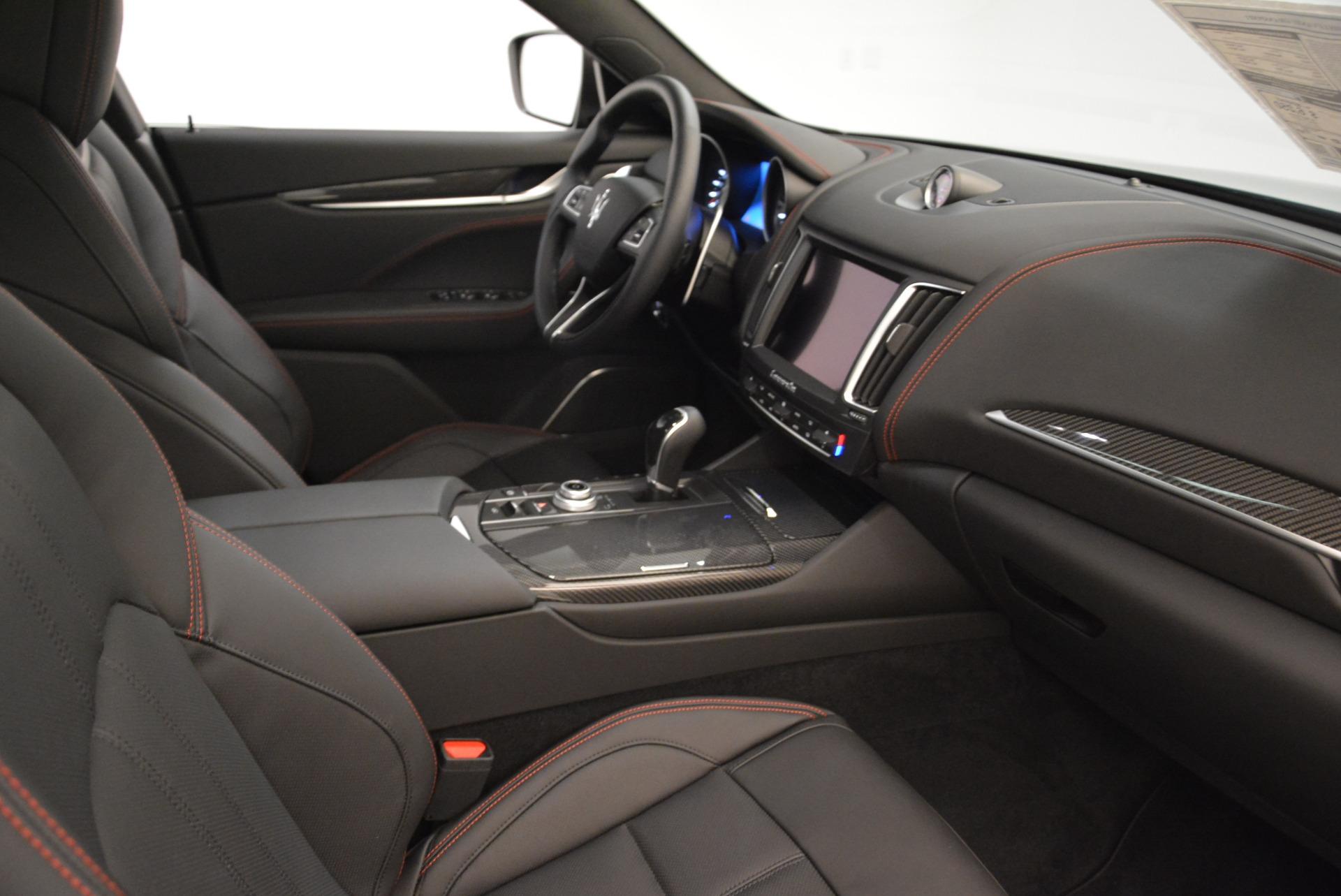 New 2018 Maserati Levante S Q4 GranSport For Sale In Greenwich, CT. Alfa Romeo of Greenwich, W583 2183_p14