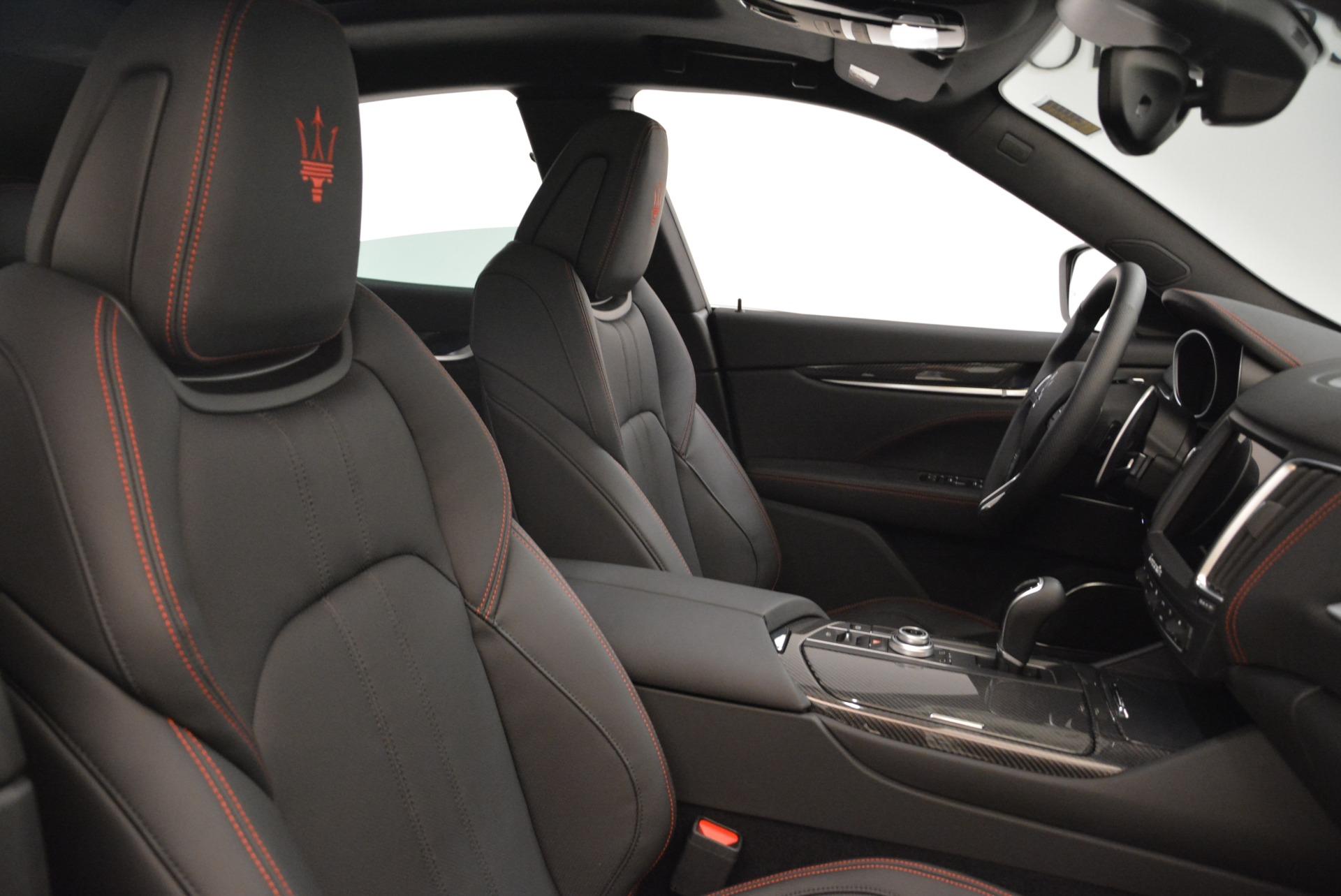 New 2018 Maserati Levante S Q4 GranSport For Sale In Greenwich, CT. Alfa Romeo of Greenwich, W583 2183_p16