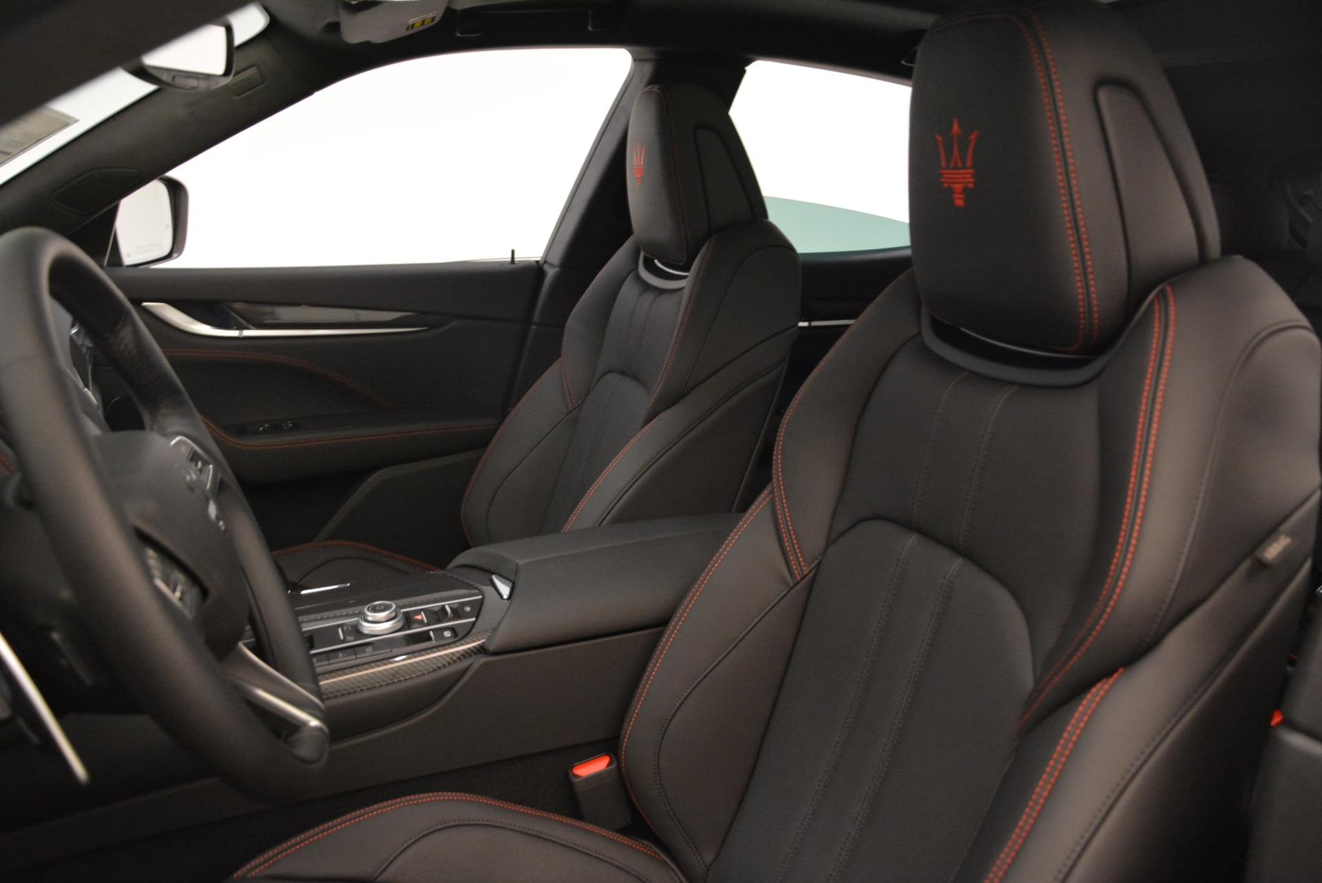 New 2018 Maserati Levante S Q4 GranSport For Sale In Greenwich, CT. Alfa Romeo of Greenwich, W583 2183_p17