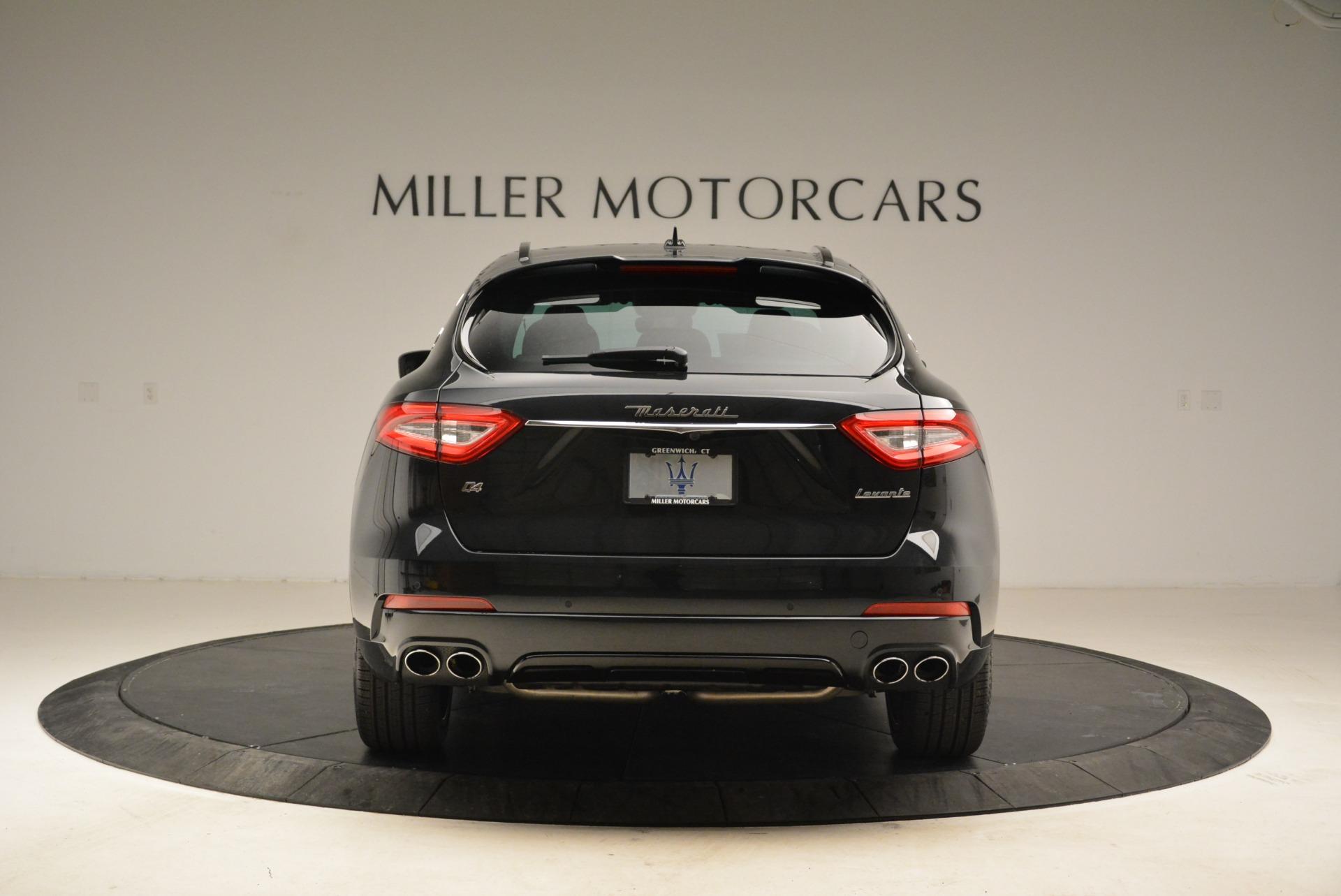 New 2018 Maserati Levante S Q4 GranSport For Sale In Greenwich, CT. Alfa Romeo of Greenwich, W583 2183_p6