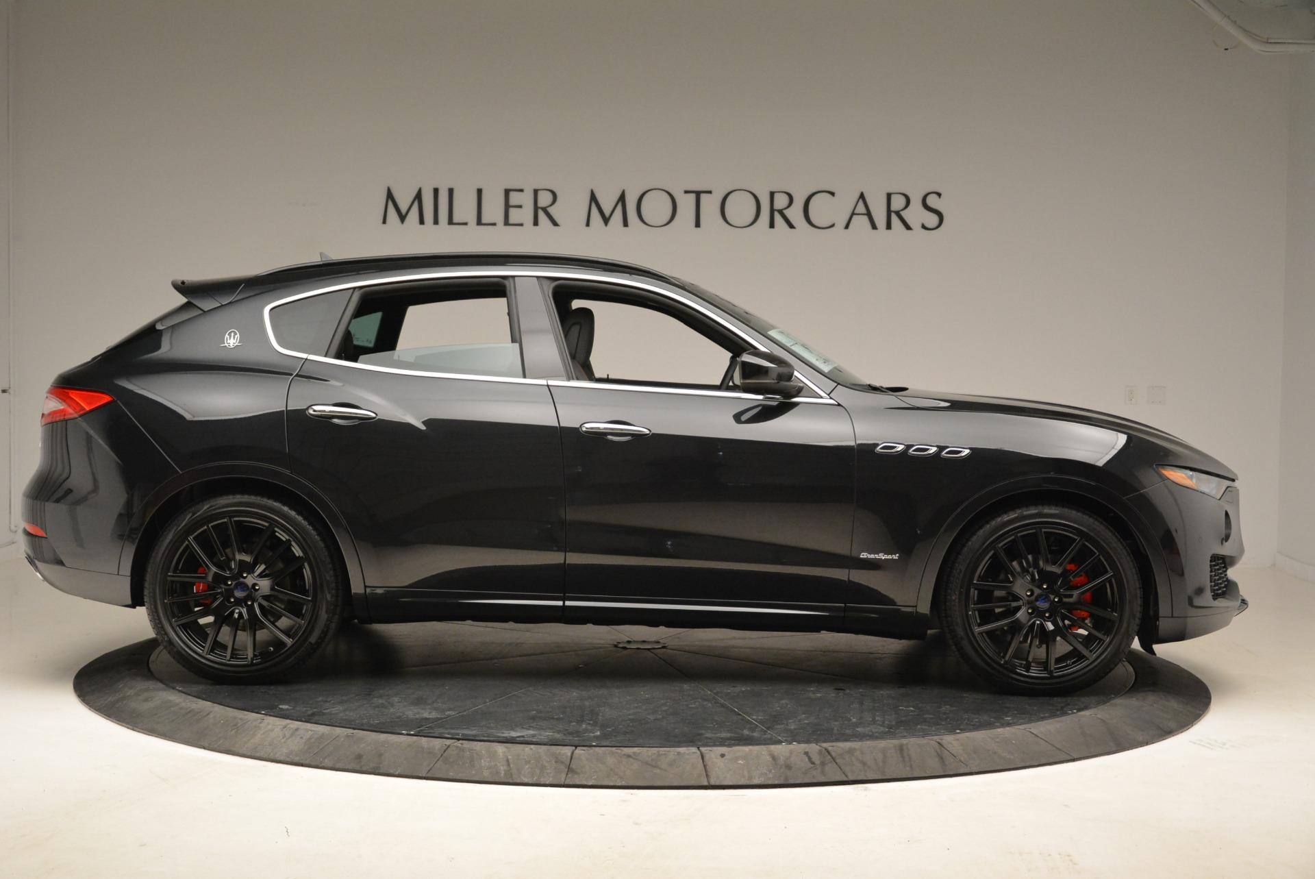 New 2018 Maserati Levante S Q4 GranSport For Sale In Greenwich, CT. Alfa Romeo of Greenwich, W583 2183_p9