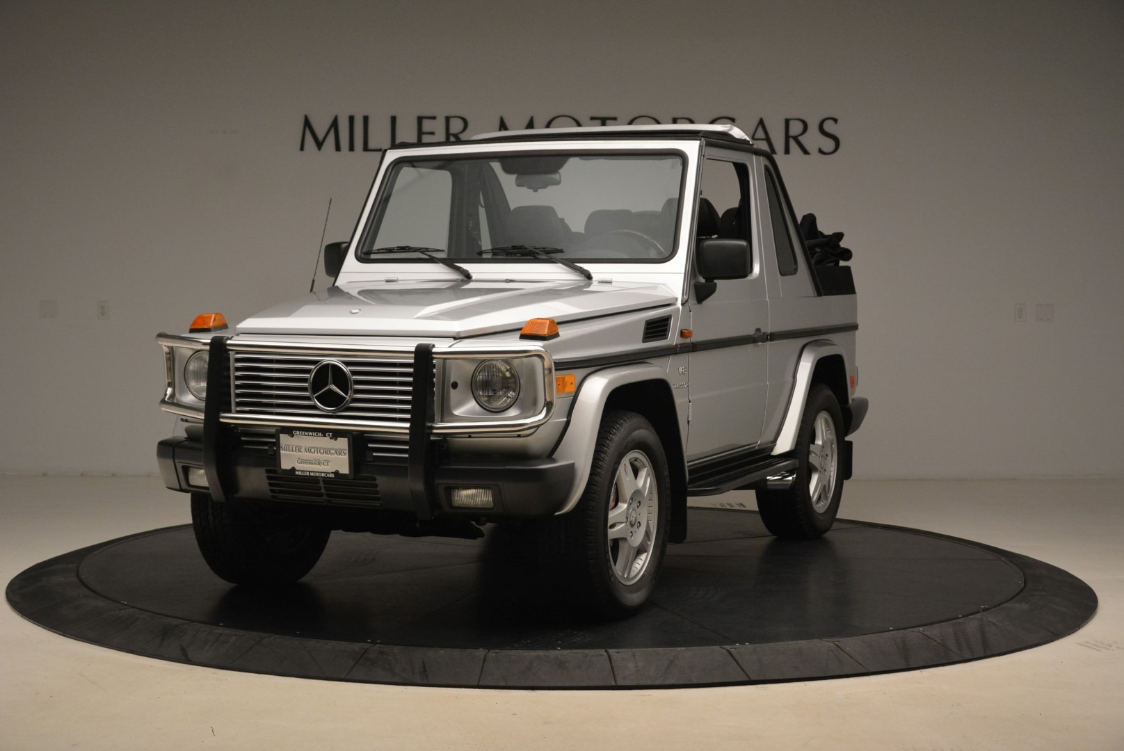 Used 2000 Mercedes-Benz G500 RENNTech  For Sale In Greenwich, CT. Alfa Romeo of Greenwich, 7352C