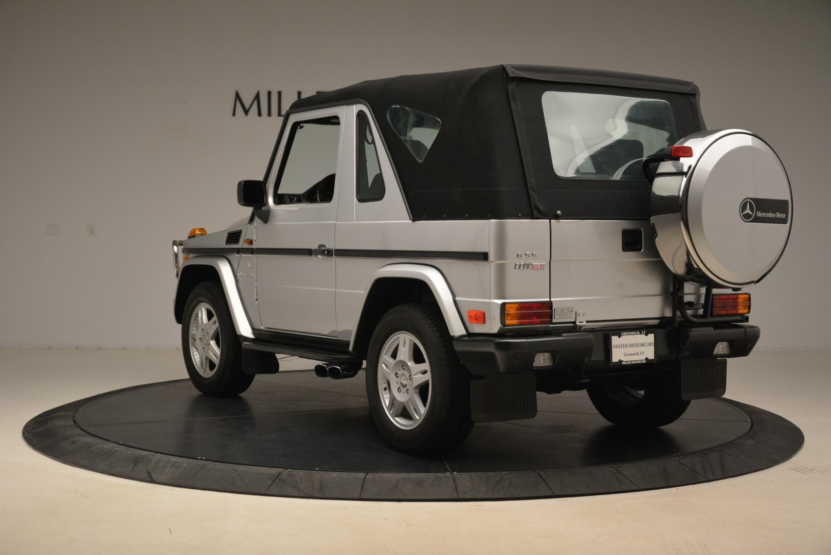 Used 2000 Mercedes-Benz G500 RENNTech  For Sale In Greenwich, CT. Alfa Romeo of Greenwich, 7352C 2184_p28