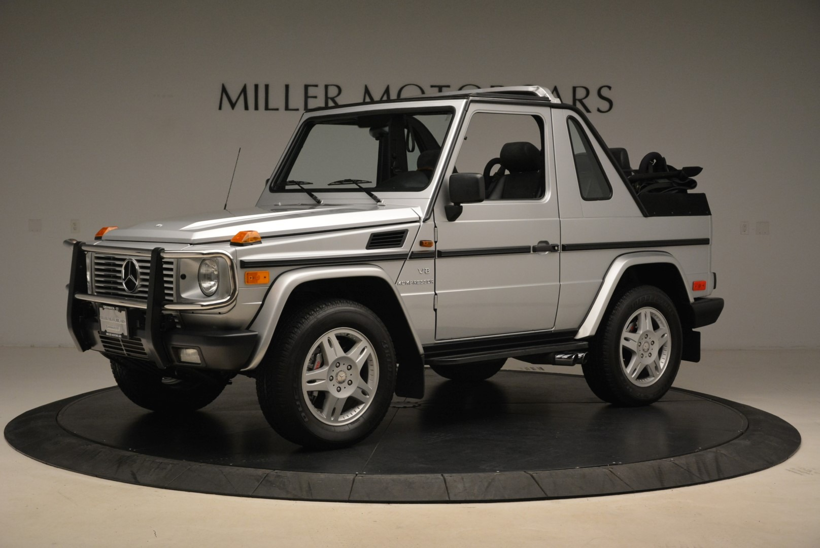 Used 2000 Mercedes-Benz G500 RENNTech  For Sale In Greenwich, CT. Alfa Romeo of Greenwich, 7352C 2184_p2