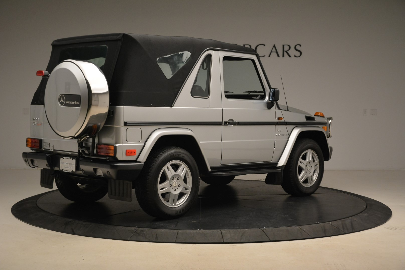 Used 2000 Mercedes-Benz G500 RENNTech  For Sale In Greenwich, CT. Alfa Romeo of Greenwich, 7352C 2184_p30