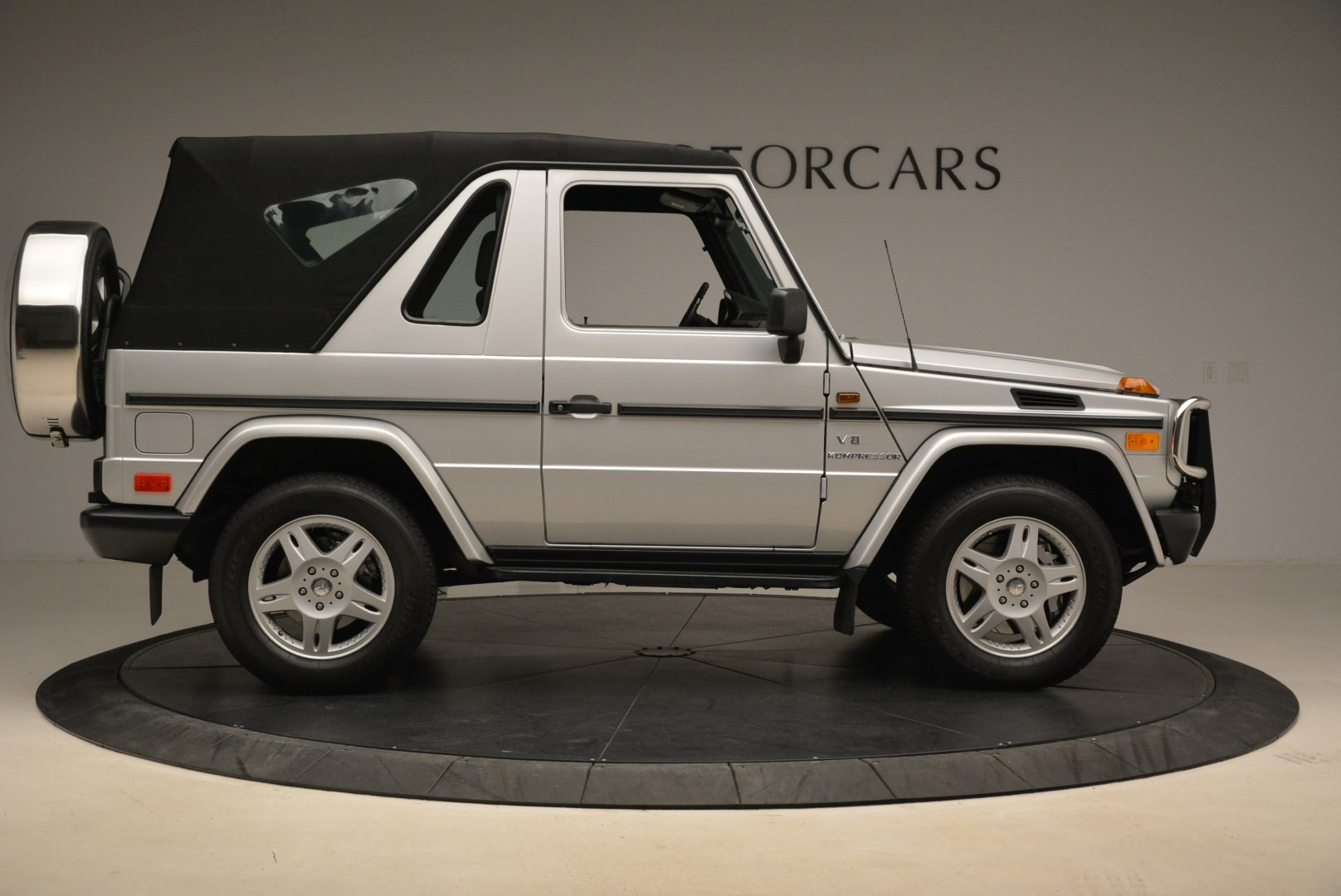 Used 2000 Mercedes-Benz G500 RENNTech  For Sale In Greenwich, CT. Alfa Romeo of Greenwich, 7352C 2184_p31