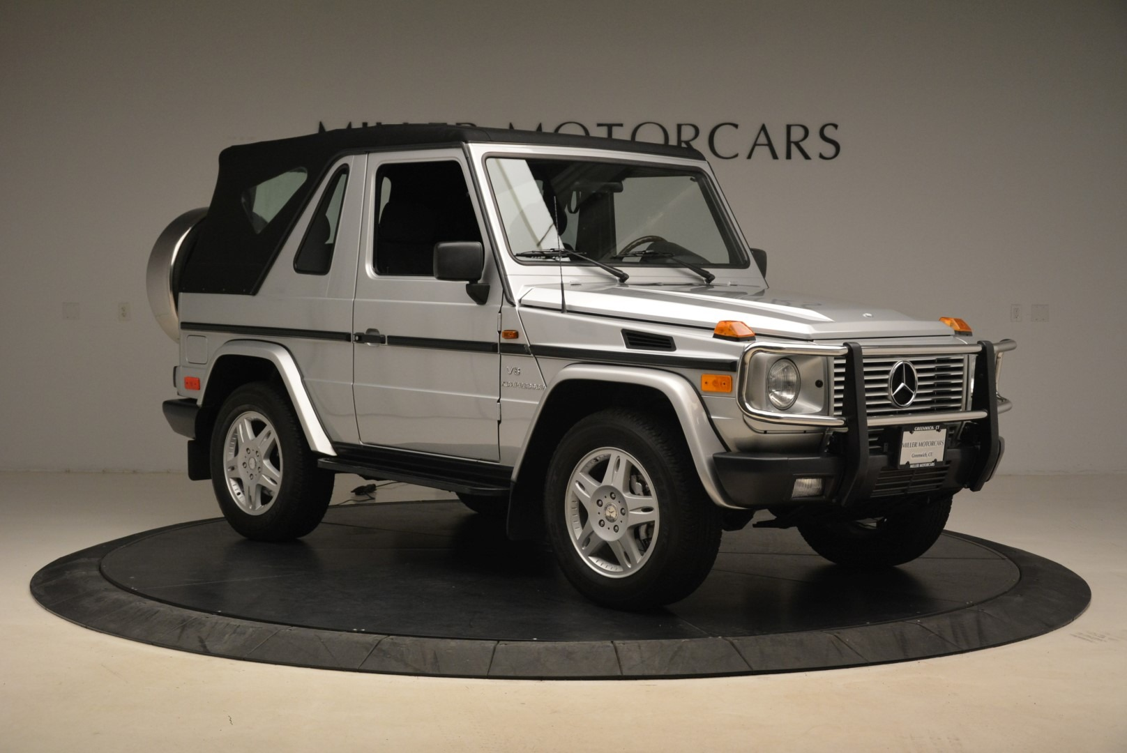 Used 2000 Mercedes-Benz G500 RENNTech  For Sale In Greenwich, CT. Alfa Romeo of Greenwich, 7352C 2184_p32