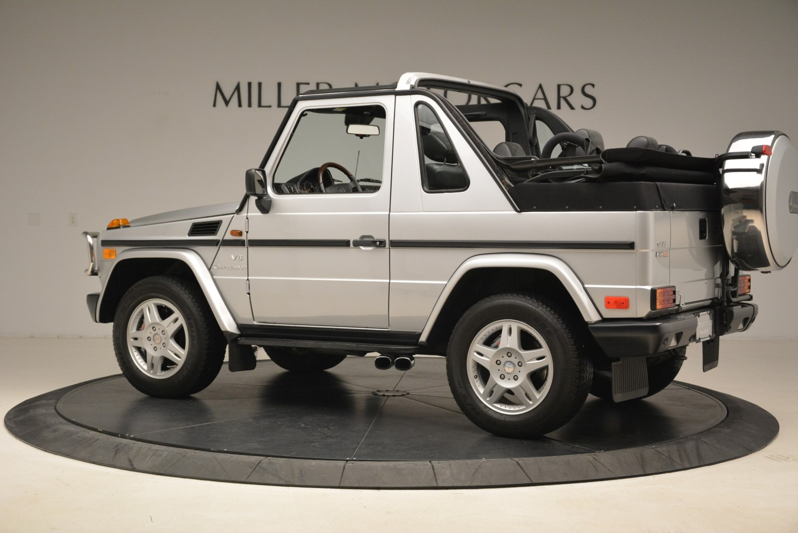 Used 2000 Mercedes-Benz G500 RENNTech  For Sale In Greenwich, CT. Alfa Romeo of Greenwich, 7352C 2184_p4