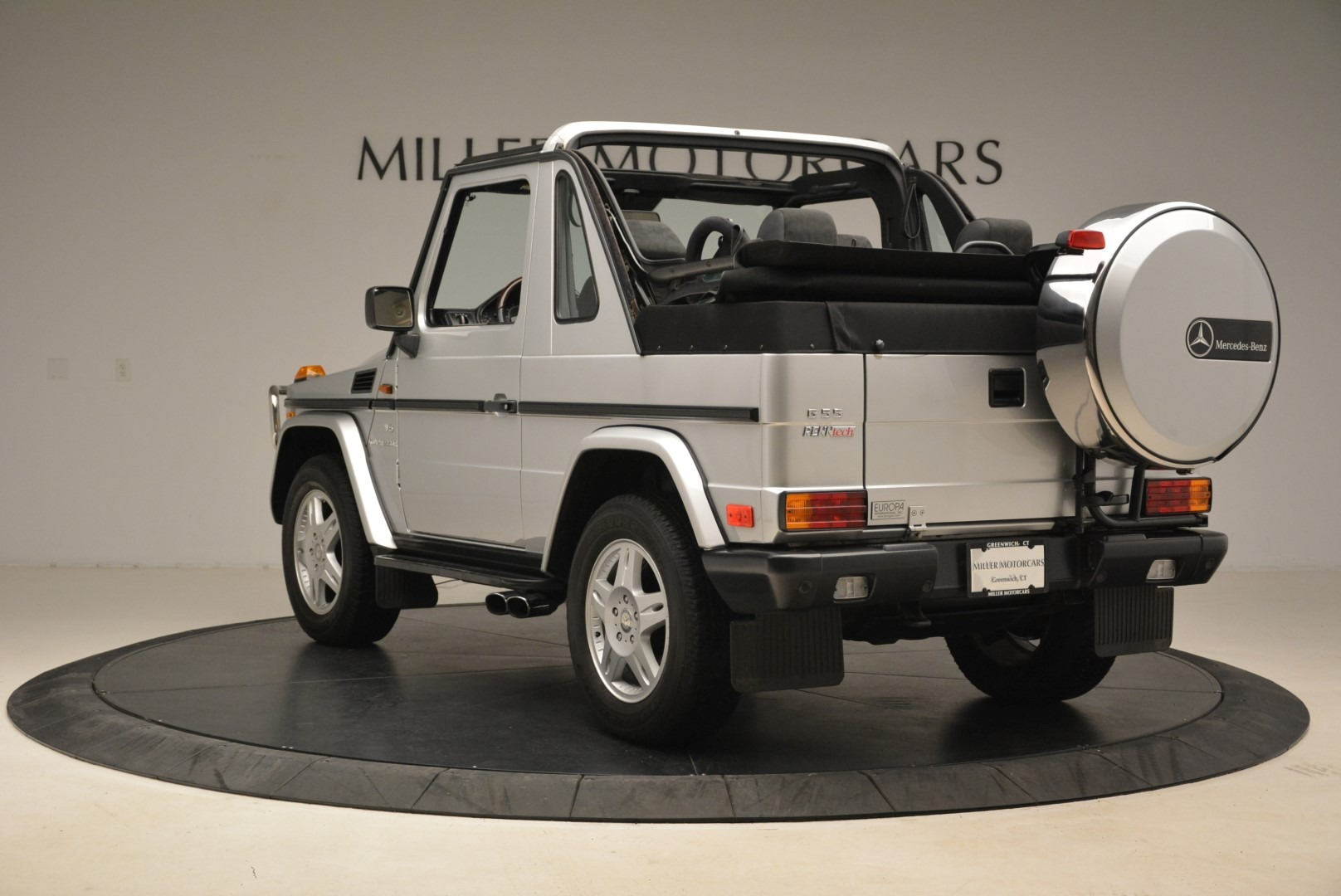 Used 2000 Mercedes-Benz G500 RENNTech  For Sale In Greenwich, CT. Alfa Romeo of Greenwich, 7352C 2184_p5