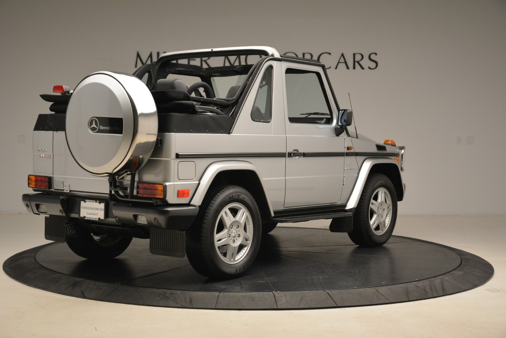 Used 2000 Mercedes-Benz G500 RENNTech  For Sale In Greenwich, CT. Alfa Romeo of Greenwich, 7352C 2184_p7