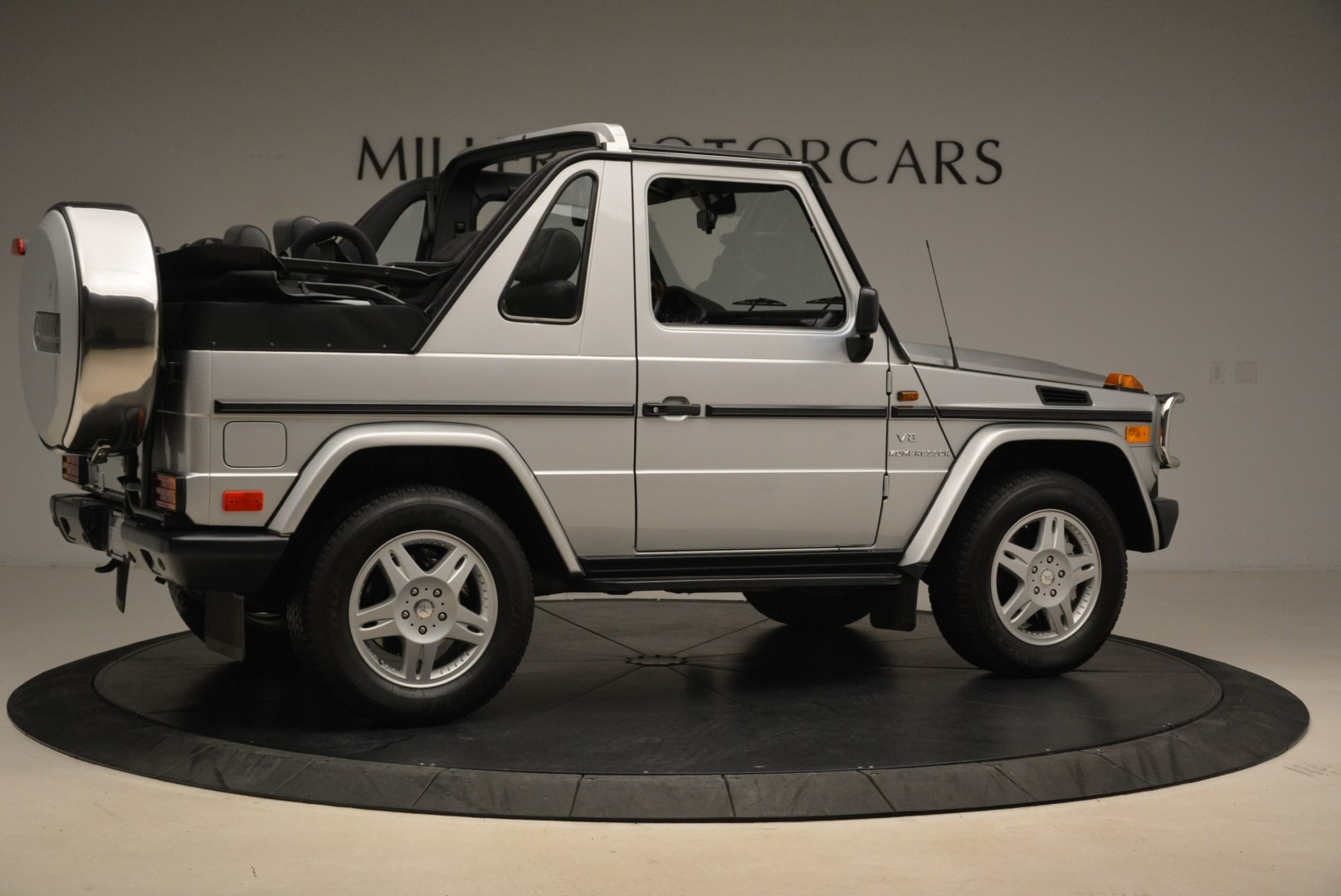 Used 2000 Mercedes-Benz G500 RENNTech  For Sale In Greenwich, CT. Alfa Romeo of Greenwich, 7352C 2184_p8