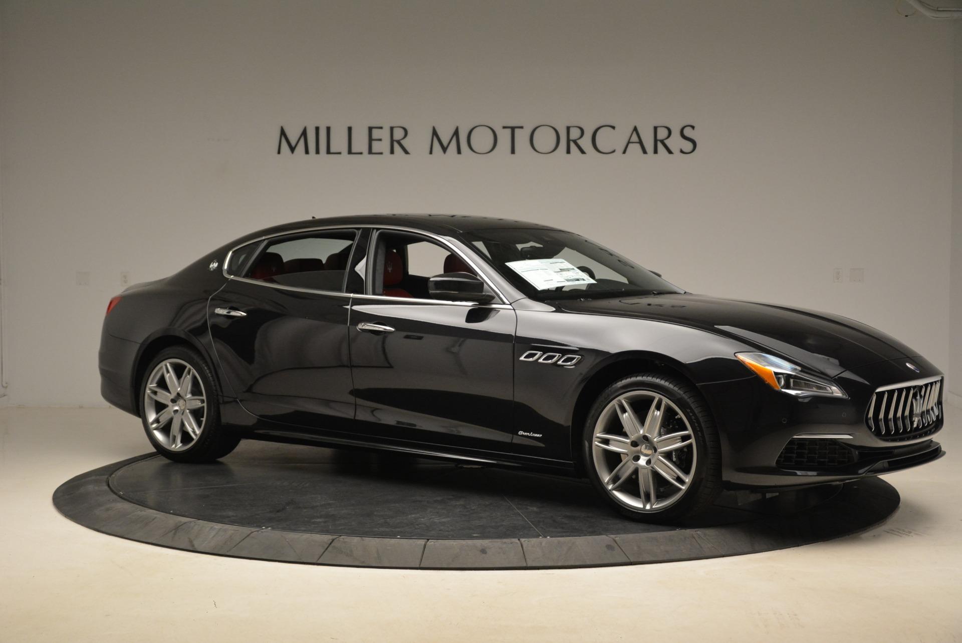 New 2018 Maserati Quattroporte S Q4 GranLusso For Sale In Greenwich, CT. Alfa Romeo of Greenwich, M2095 2186_p11