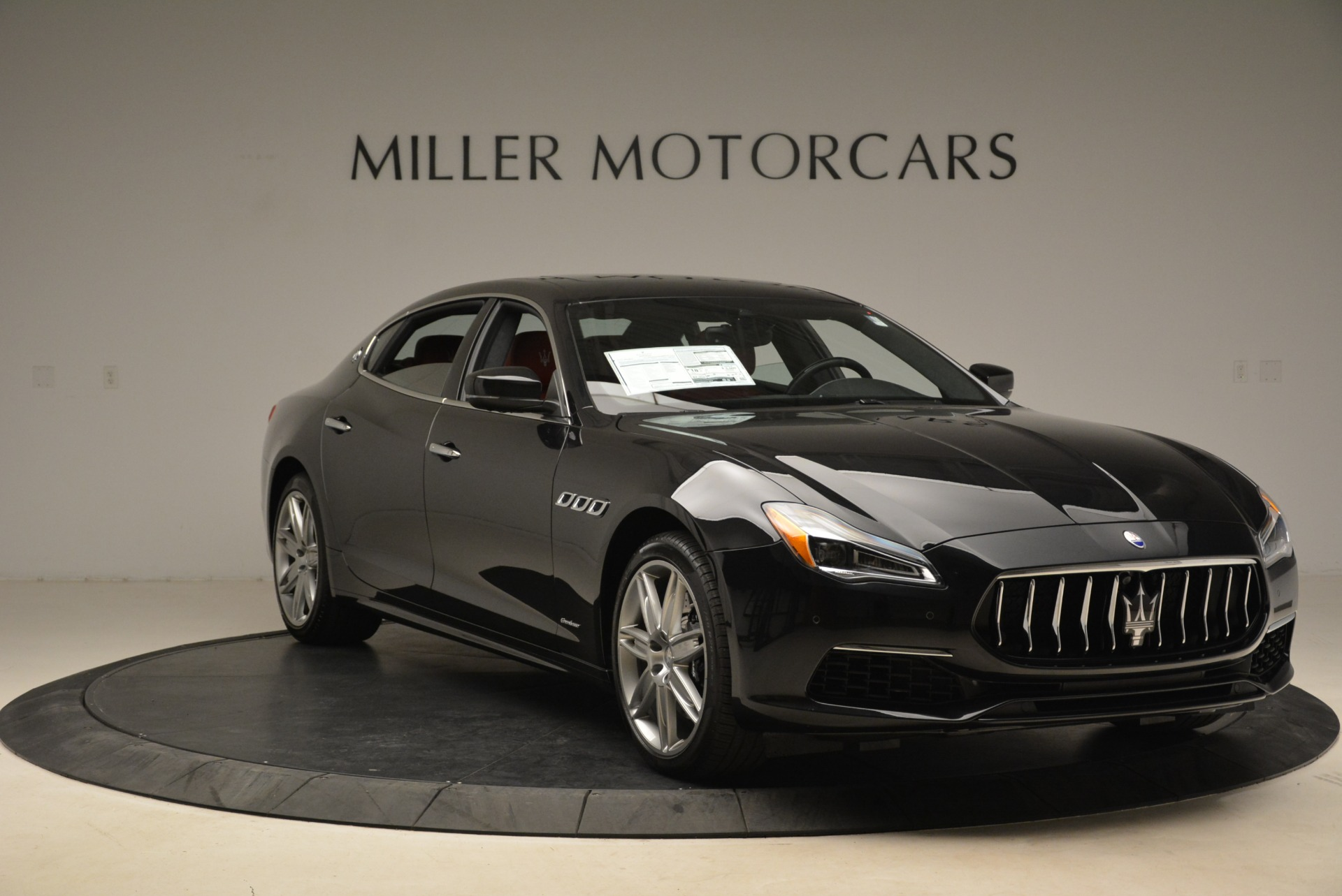 New 2018 Maserati Quattroporte S Q4 GranLusso For Sale In Greenwich, CT. Alfa Romeo of Greenwich, M2095 2186_p12