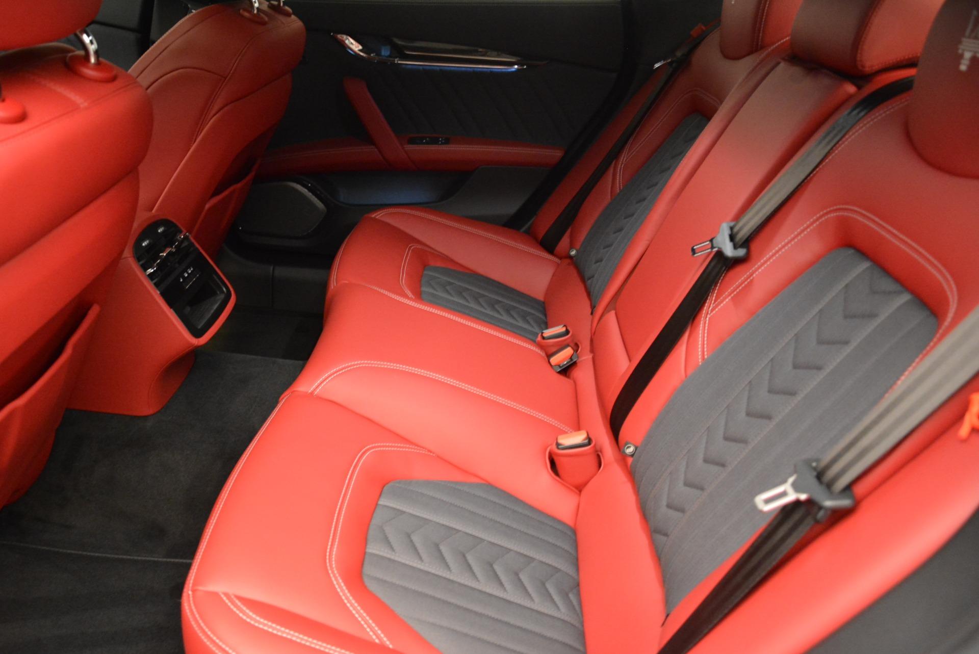 New 2018 Maserati Quattroporte S Q4 GranLusso For Sale In Greenwich, CT. Alfa Romeo of Greenwich, M2095 2186_p19