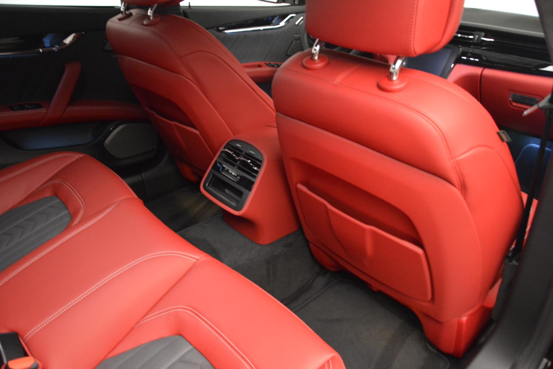 New 2018 Maserati Quattroporte S Q4 GranLusso For Sale In Greenwich, CT. Alfa Romeo of Greenwich, M2095 2186_p24
