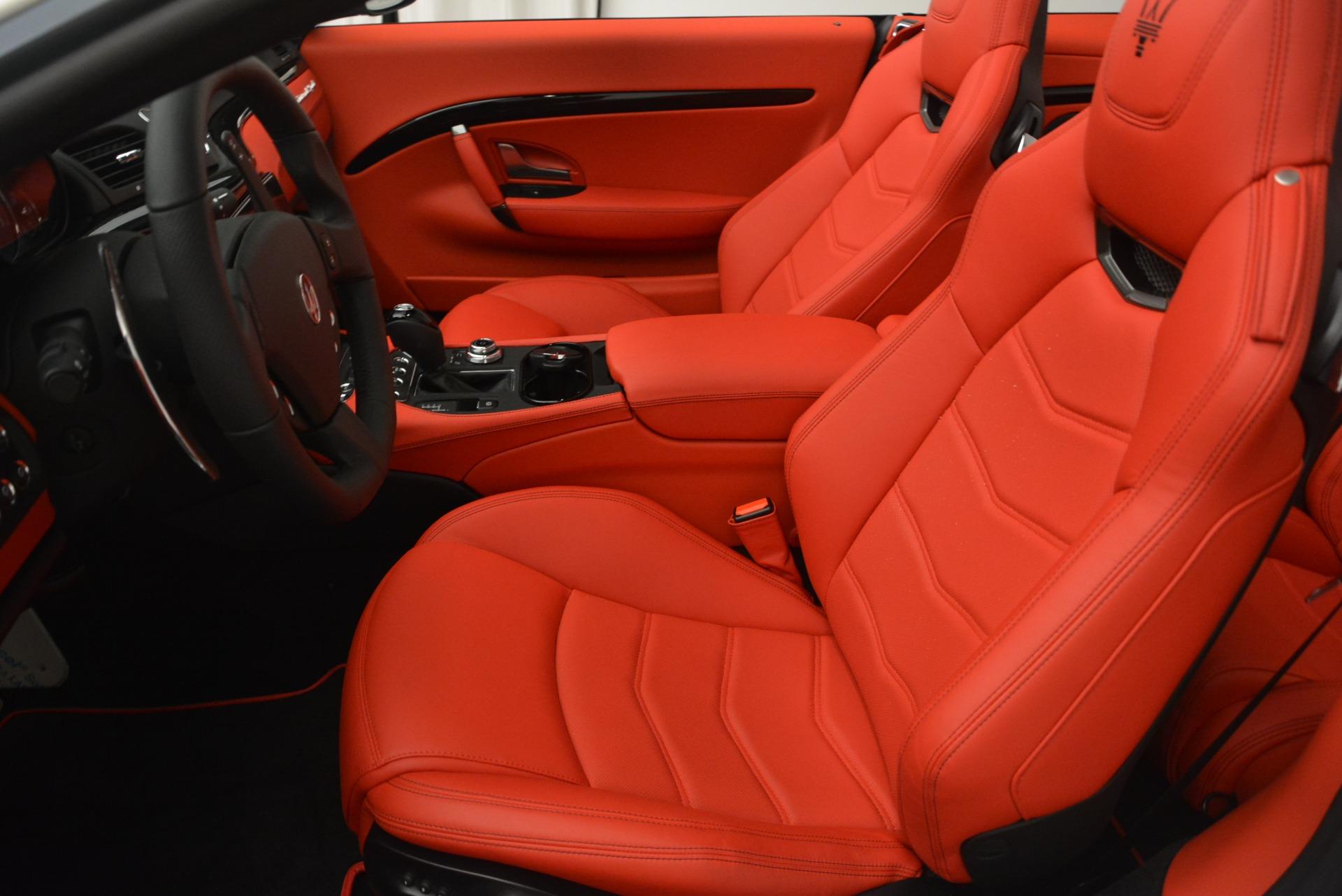 New 2018 Maserati GranTurismo Sport For Sale In Greenwich, CT. Alfa Romeo of Greenwich, M2094 2187_p15