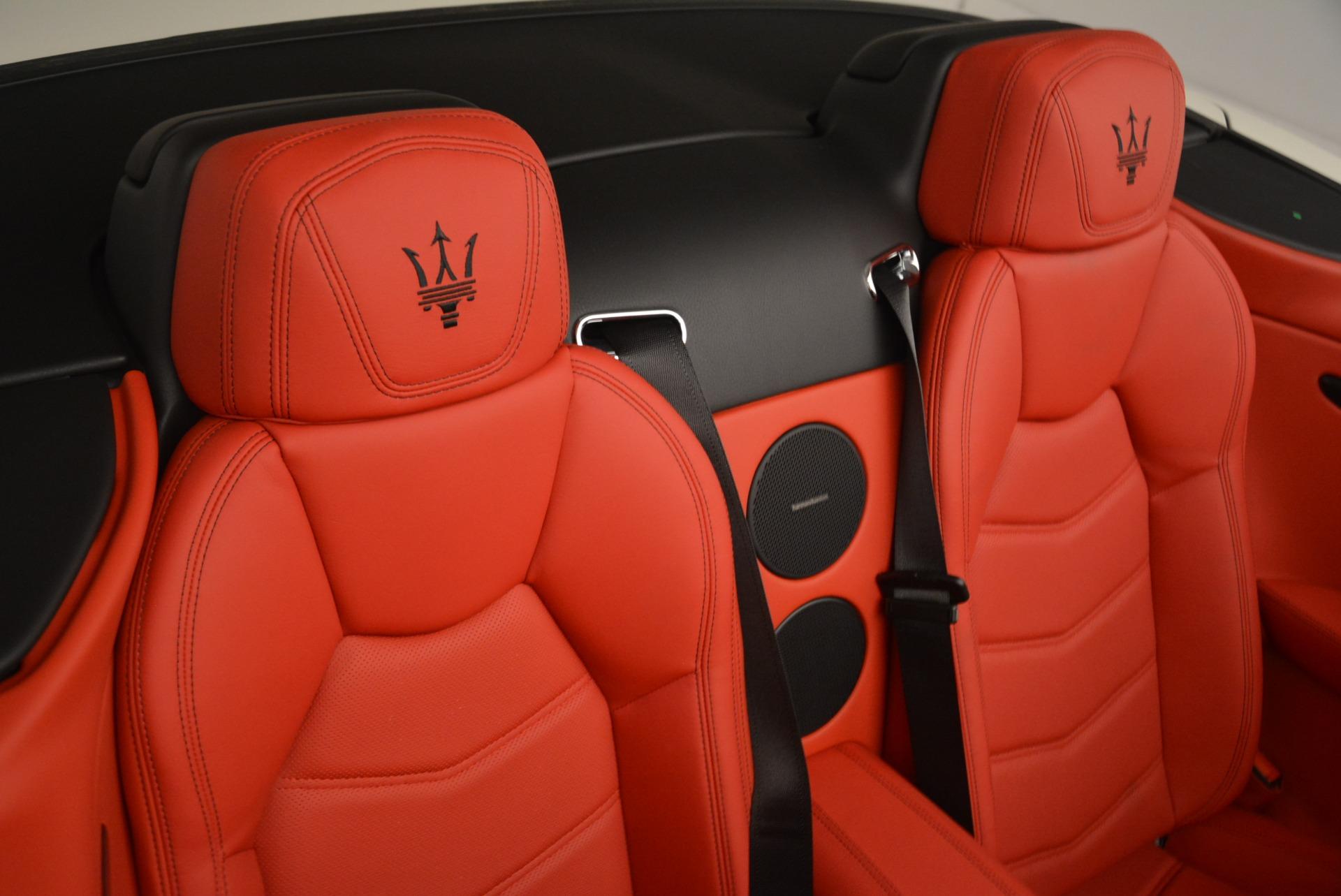 New 2018 Maserati GranTurismo Sport For Sale In Greenwich, CT. Alfa Romeo of Greenwich, M2094 2187_p21