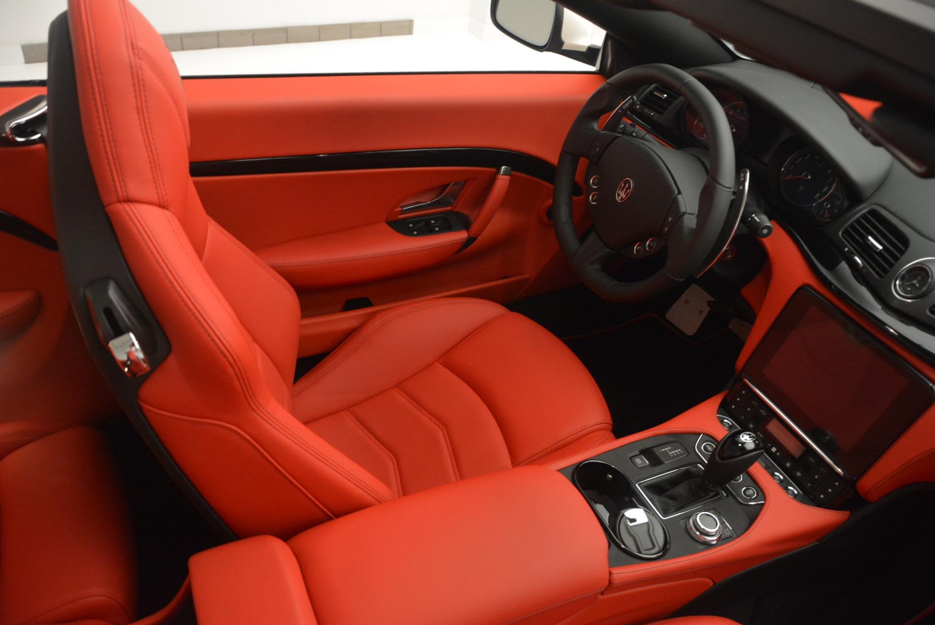 New 2018 Maserati GranTurismo Sport For Sale In Greenwich, CT. Alfa Romeo of Greenwich, M2094 2187_p24