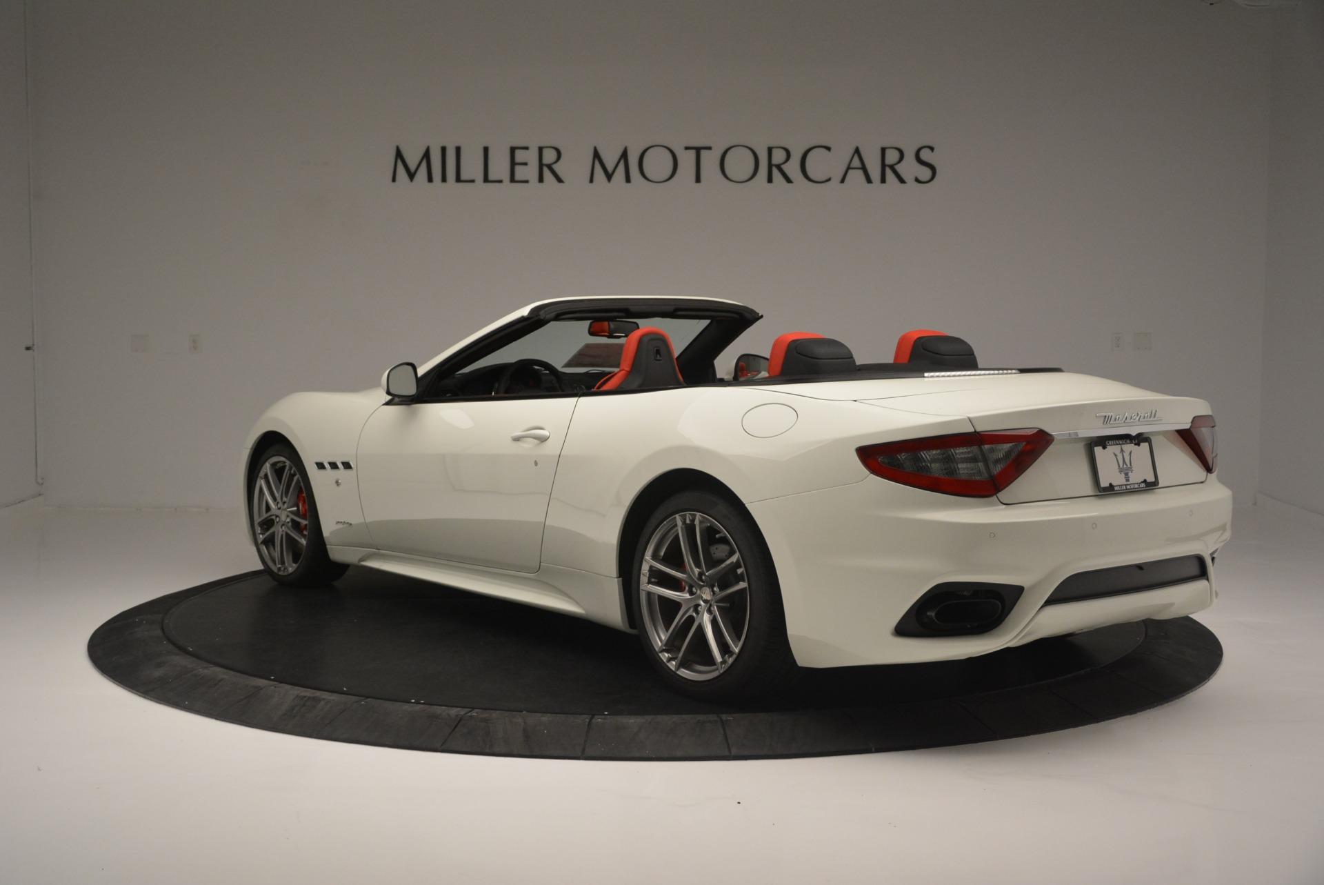 New 2018 Maserati GranTurismo Sport For Sale In Greenwich, CT. Alfa Romeo of Greenwich, M2094 2187_p5