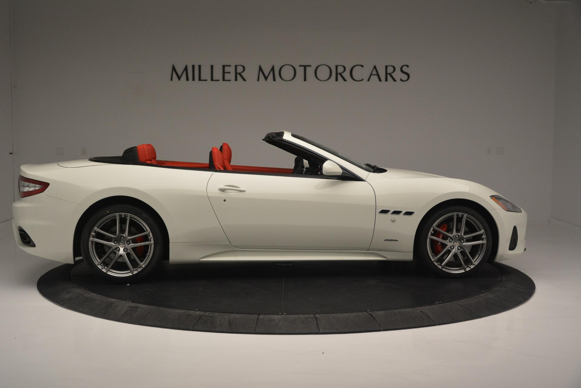 New 2018 Maserati GranTurismo Sport For Sale In Greenwich, CT. Alfa Romeo of Greenwich, M2094 2187_p9